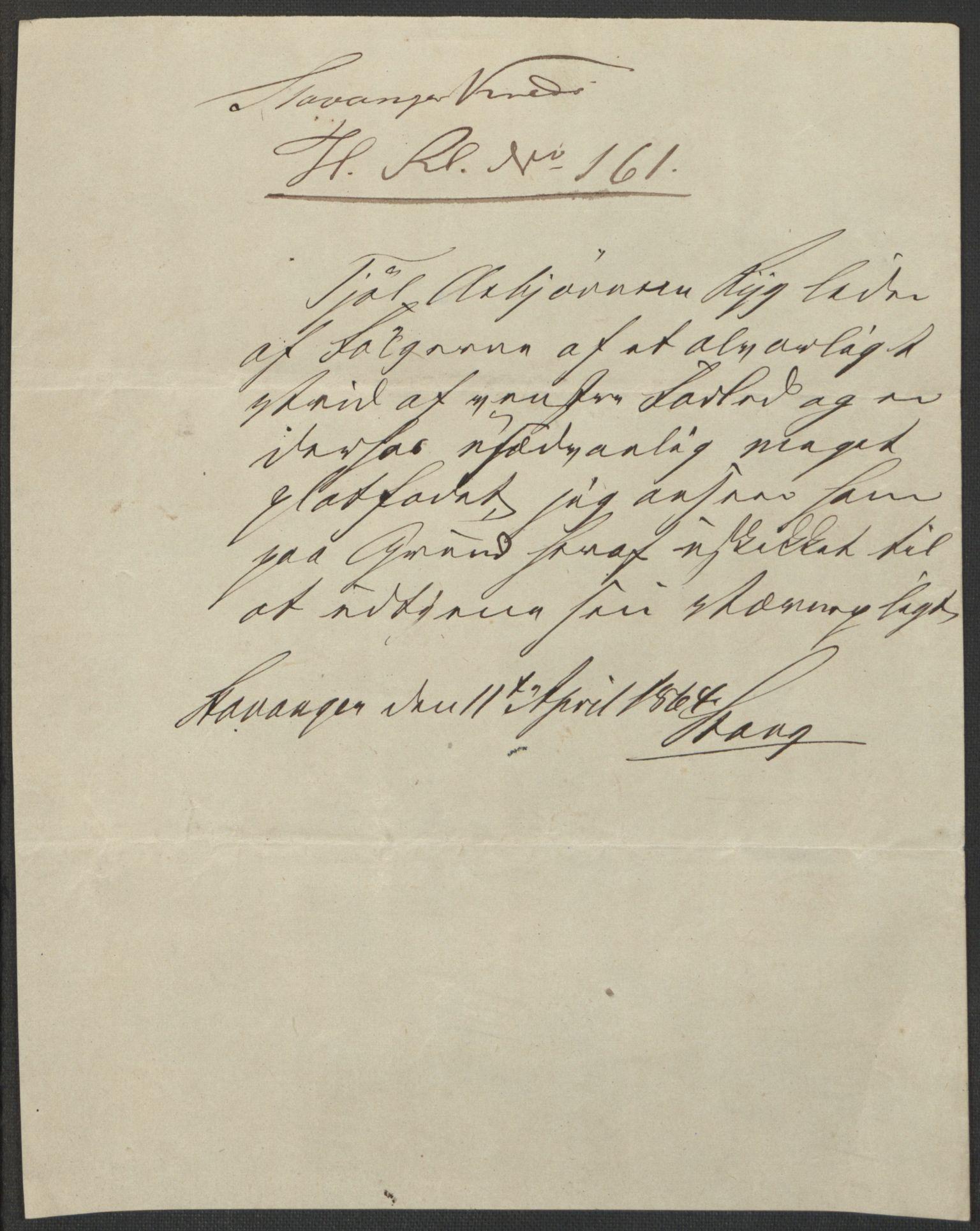 SAST, Stavanger sjømannskontor*, 1863, s. 370