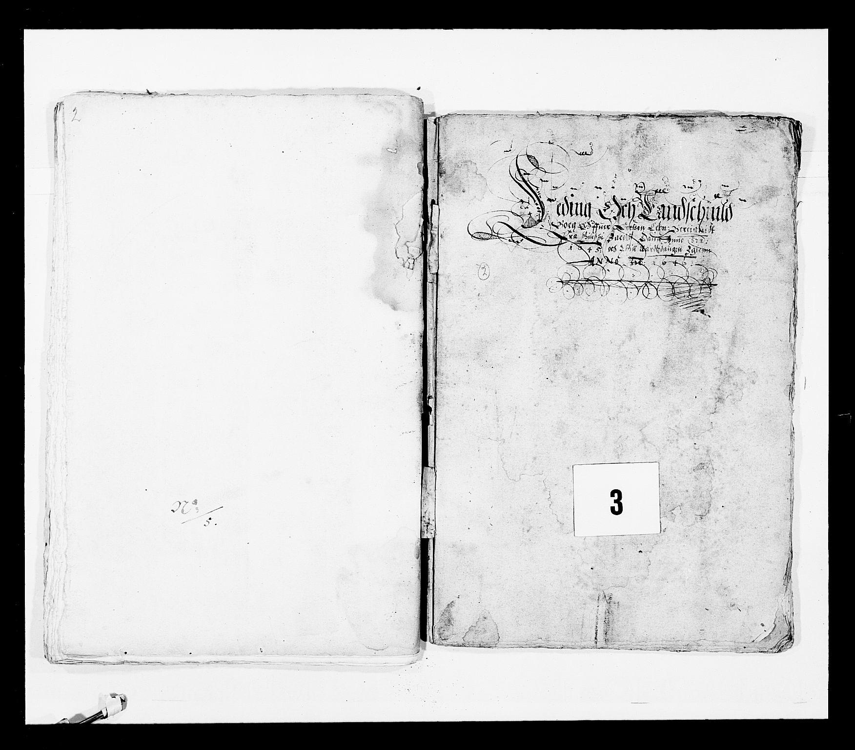 RA, Stattholderembetet 1572-1771, Ek/L0028: Jordebøker 1633-1658:, 1645-1646, s. 51
