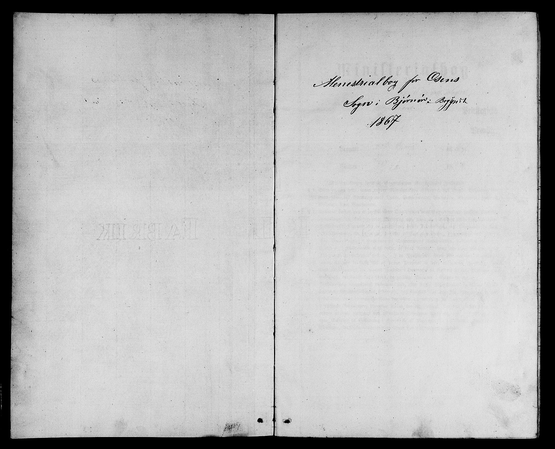 SAT, Ministerialprotokoller, klokkerbøker og fødselsregistre - Sør-Trøndelag, 658/L0725: Klokkerbok nr. 658C01, 1867-1882