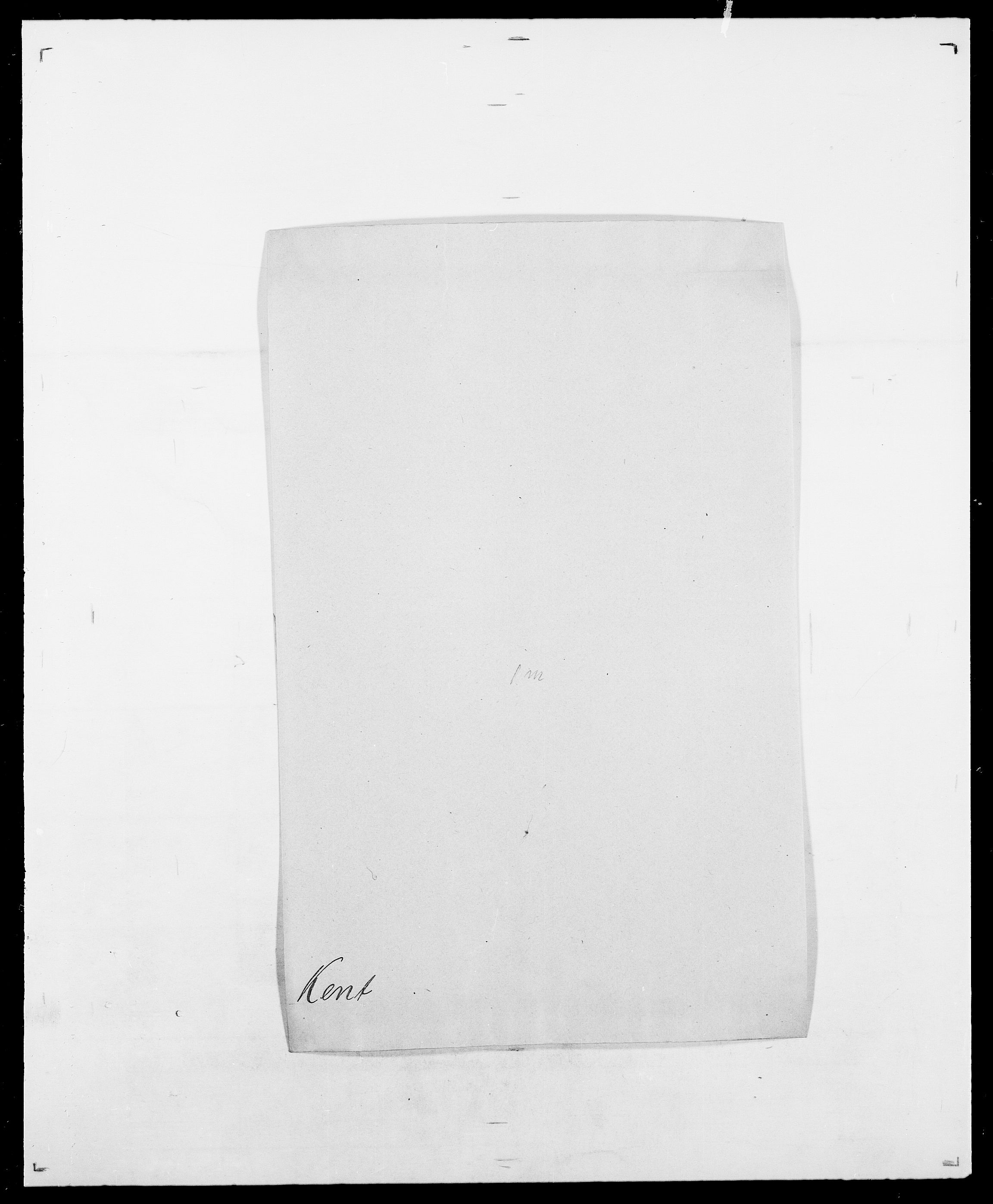 SAO, Delgobe, Charles Antoine - samling, D/Da/L0020: Irgens - Kjøsterud, s. 540