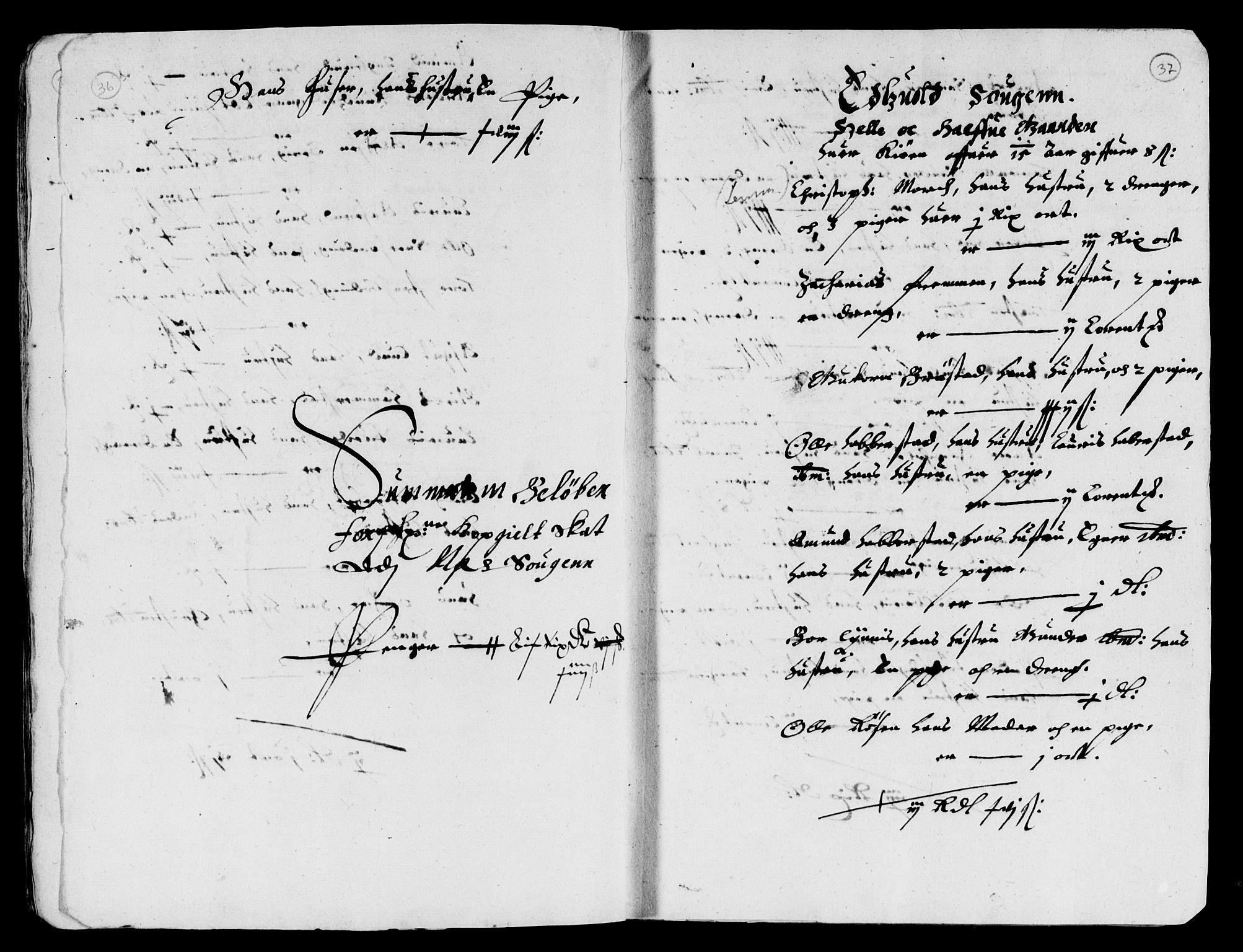 RA, Rentekammeret inntil 1814, Reviderte regnskaper, Lensregnskaper, R/Rb/Rba/L0186: Akershus len, 1645-1646
