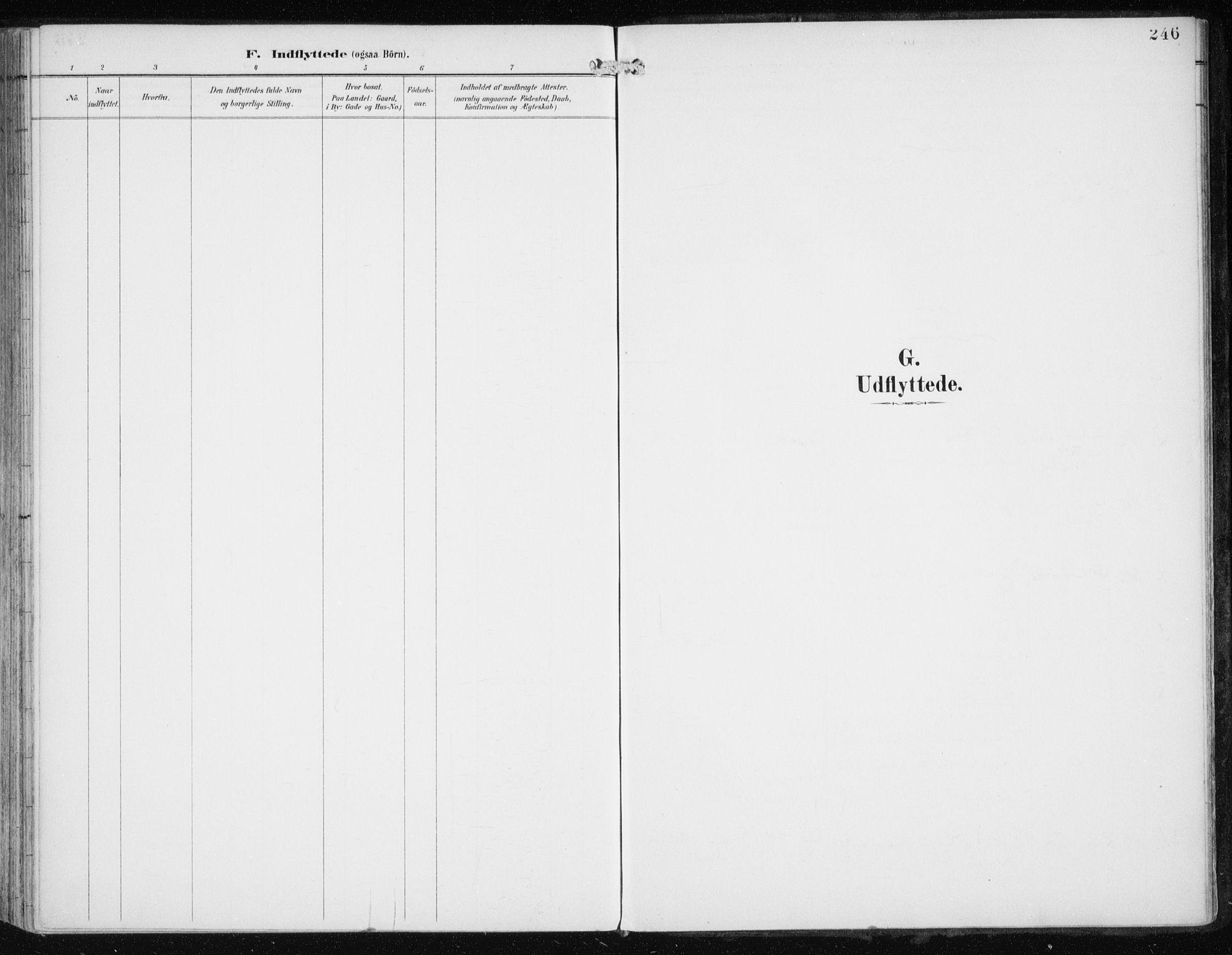 SATØ, Skjervøy sokneprestkontor, H/Ha/Haa/L0017kirke: Ministerialbok nr. 17, 1895-1911, s. 246
