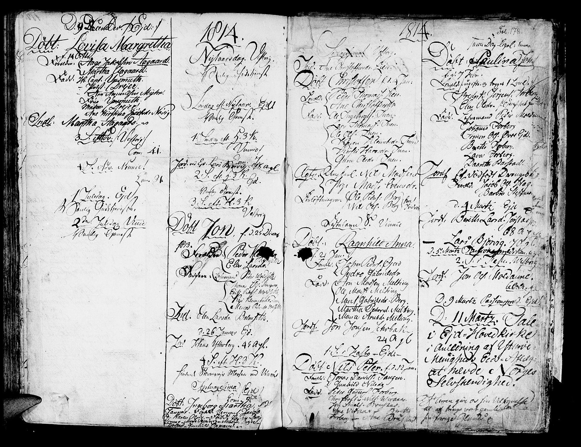 SAT, Ministerialprotokoller, klokkerbøker og fødselsregistre - Nord-Trøndelag, 722/L0216: Ministerialbok nr. 722A03, 1756-1816, s. 178