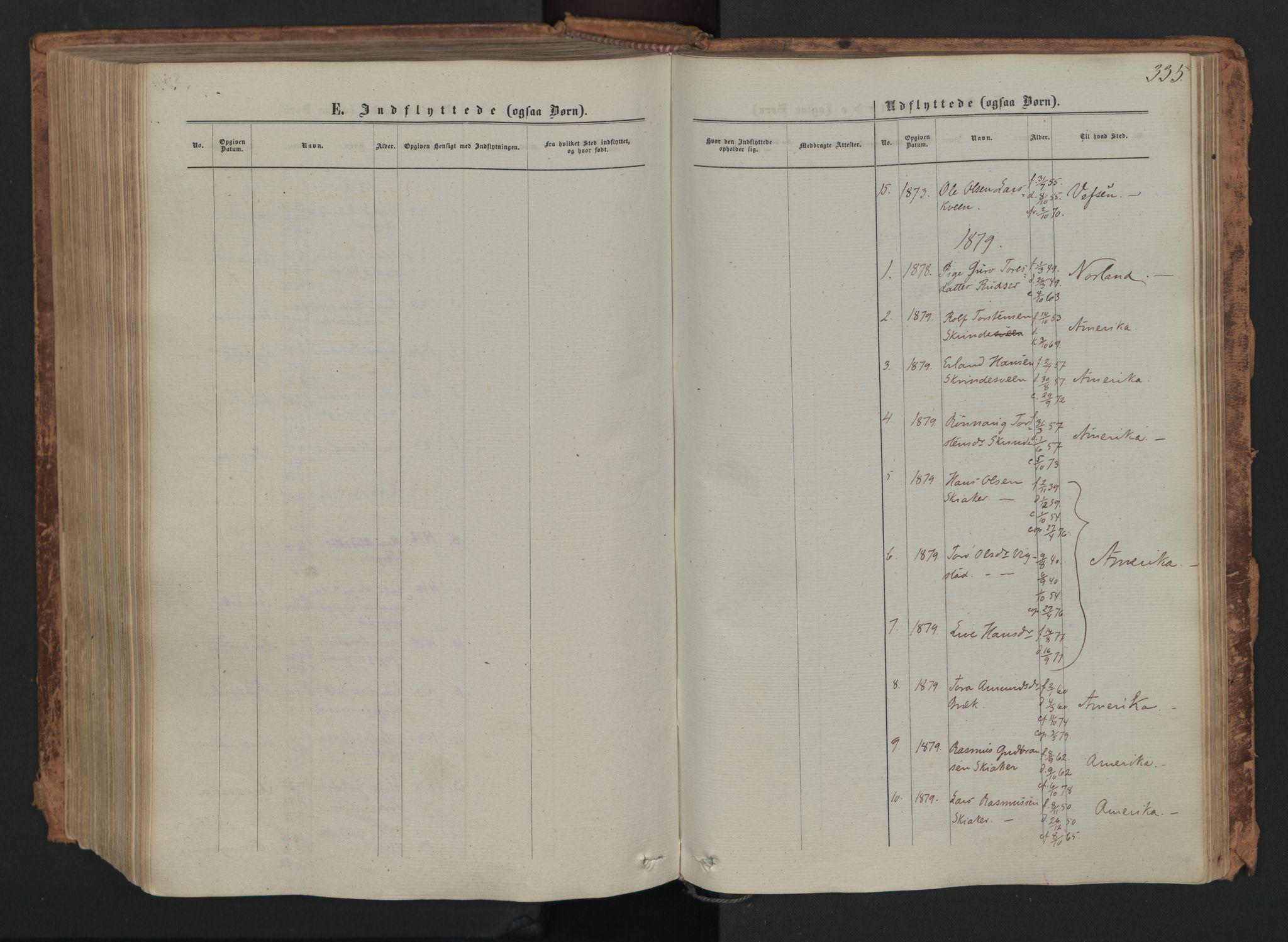 SAH, Skjåk prestekontor, Ministerialbok nr. 1, 1863-1879, s. 335