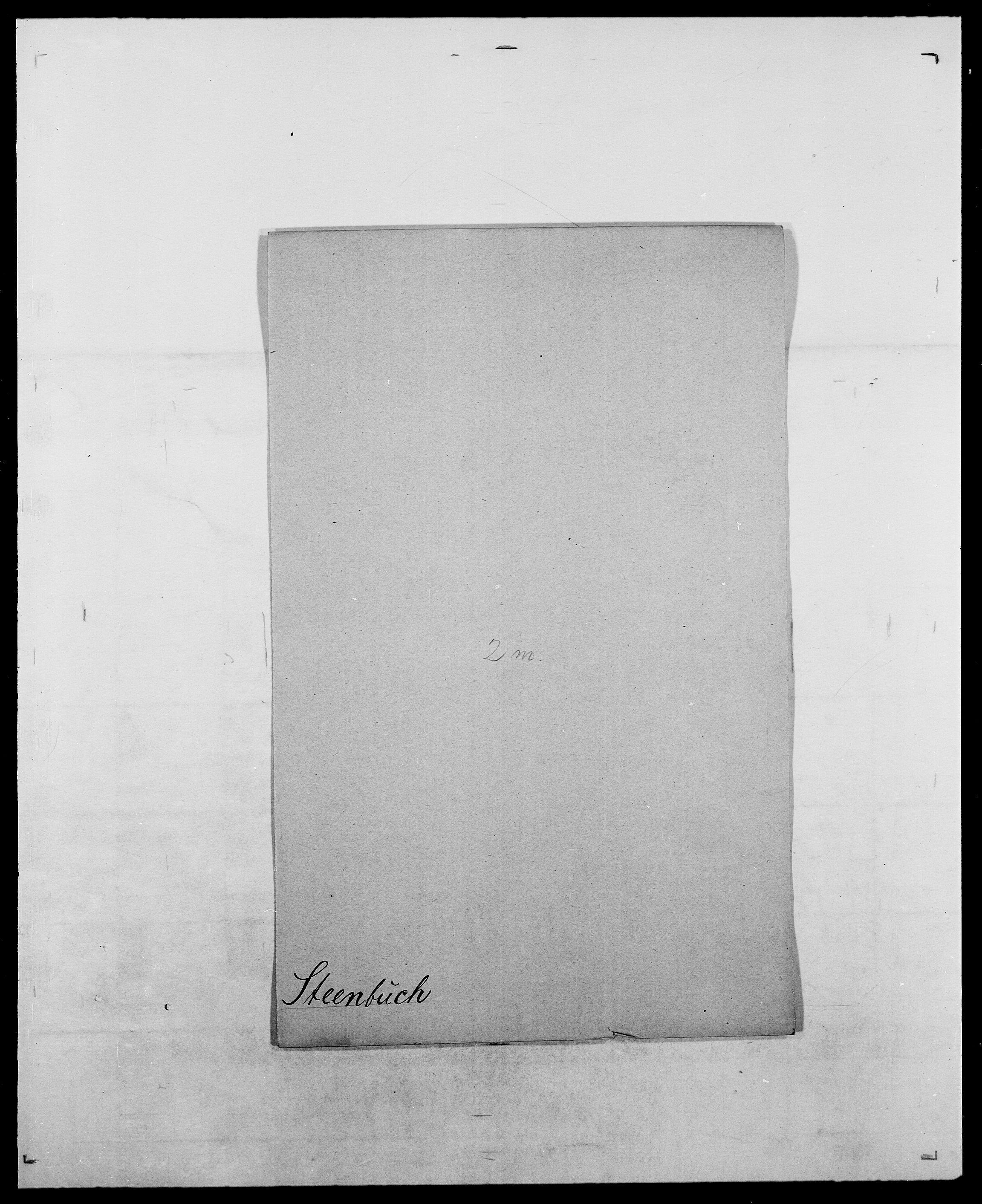 SAO, Delgobe, Charles Antoine - samling, D/Da/L0037: Steen, Sthen, Stein - Svare, Svanige, Svanne, se også Svanning og Schwane, s. 135