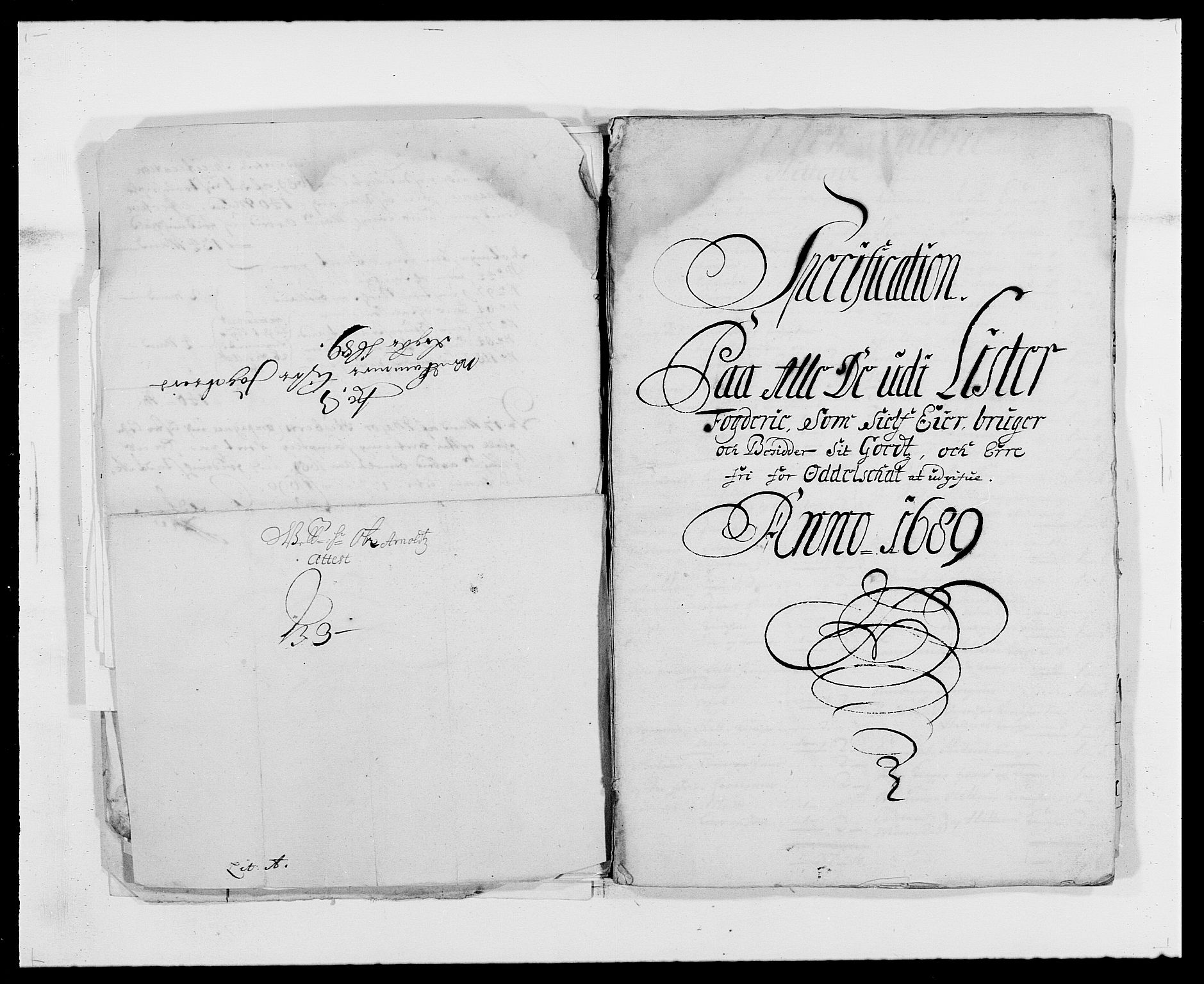 RA, Rentekammeret inntil 1814, Reviderte regnskaper, Fogderegnskap, R41/L2535: Fogderegnskap Lista, 1686-1689, s. 56