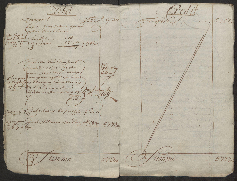 RA, Rentekammeret inntil 1814, Reviderte regnskaper, Fogderegnskap, R03/L0118: Fogderegnskap Onsøy, Tune, Veme og Åbygge fogderi, 1684-1689, s. 69