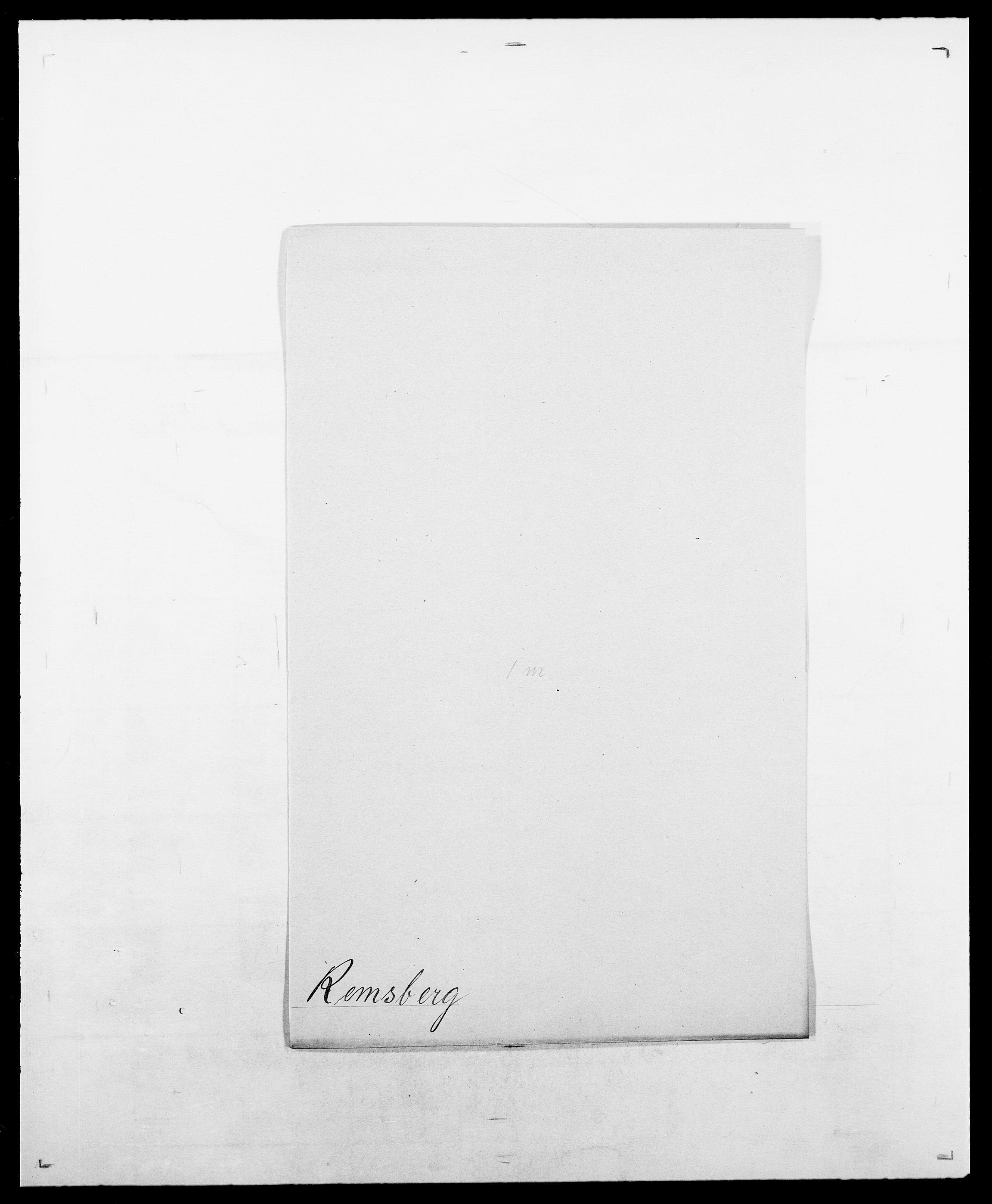 SAO, Delgobe, Charles Antoine - samling, D/Da/L0032: Rabakovsky - Rivertz, s. 414