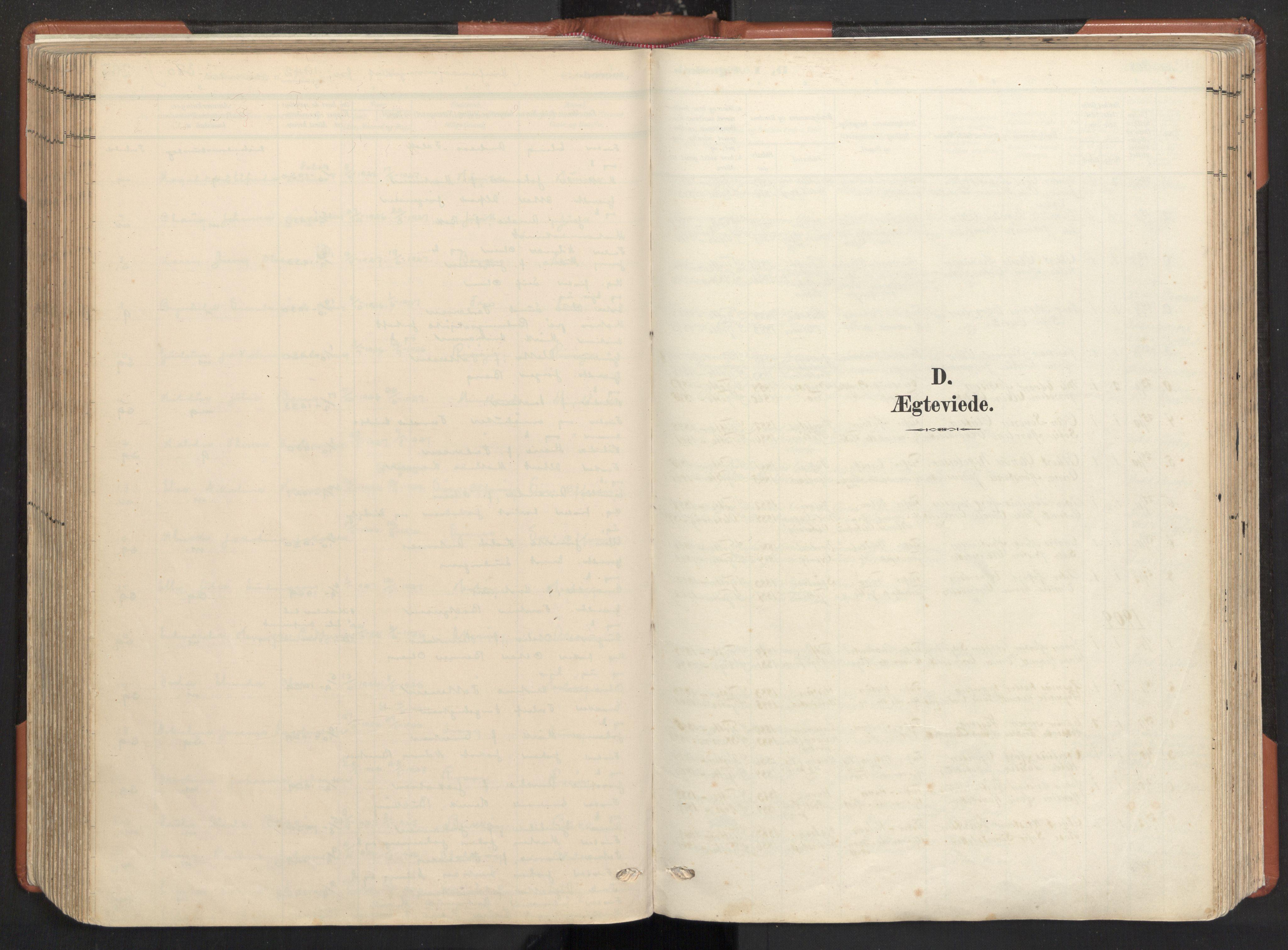 SAT, Ministerialprotokoller, klokkerbøker og fødselsregistre - Nordland, 817/L0265: Ministerialbok nr. 817A05, 1908-1944