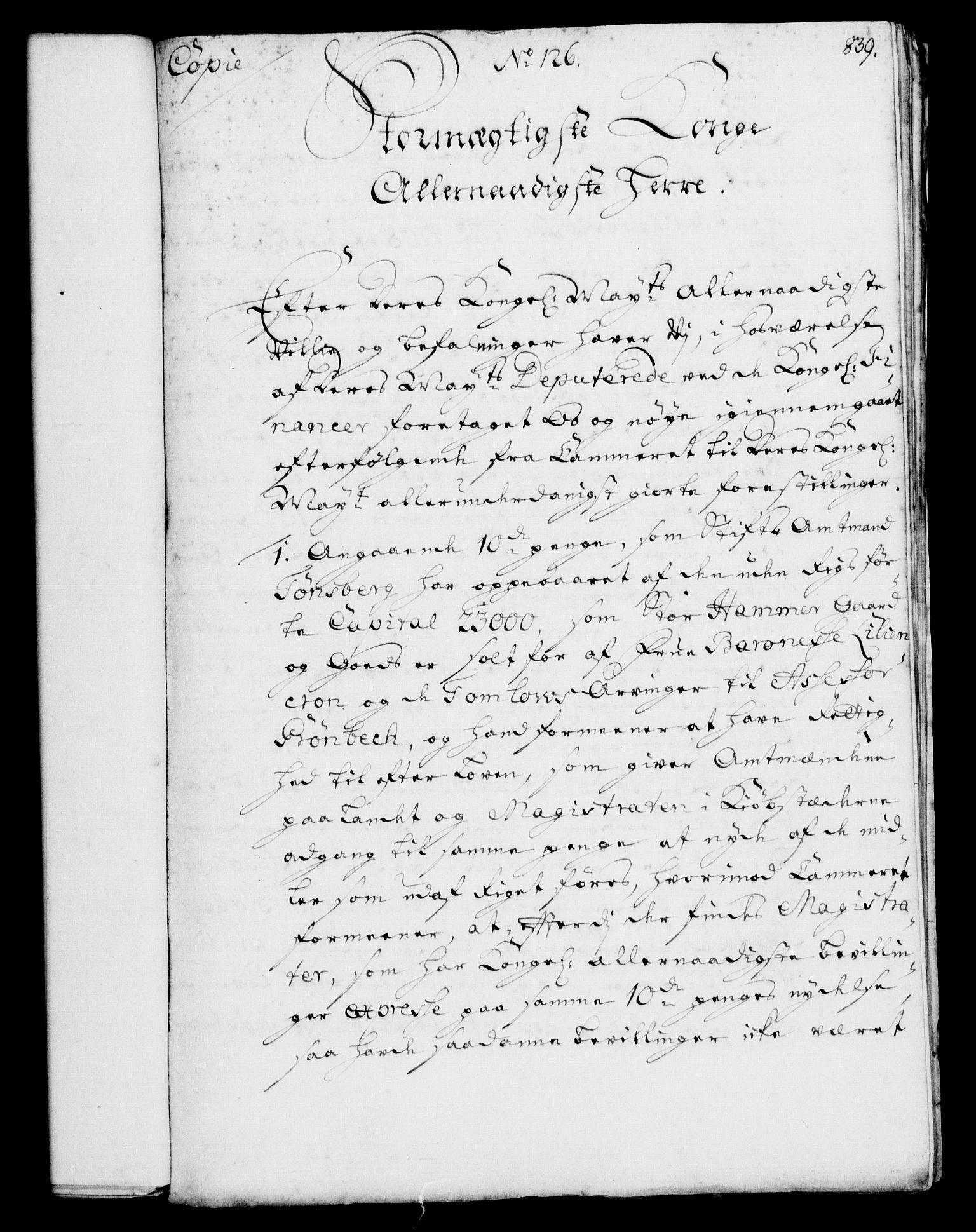 RA, Rentekammeret, Kammerkanselliet, G/Gf/Gfa/L0002: Norsk relasjons- og resolusjonsprotokoll (merket RK 52.2), 1720, s. 812