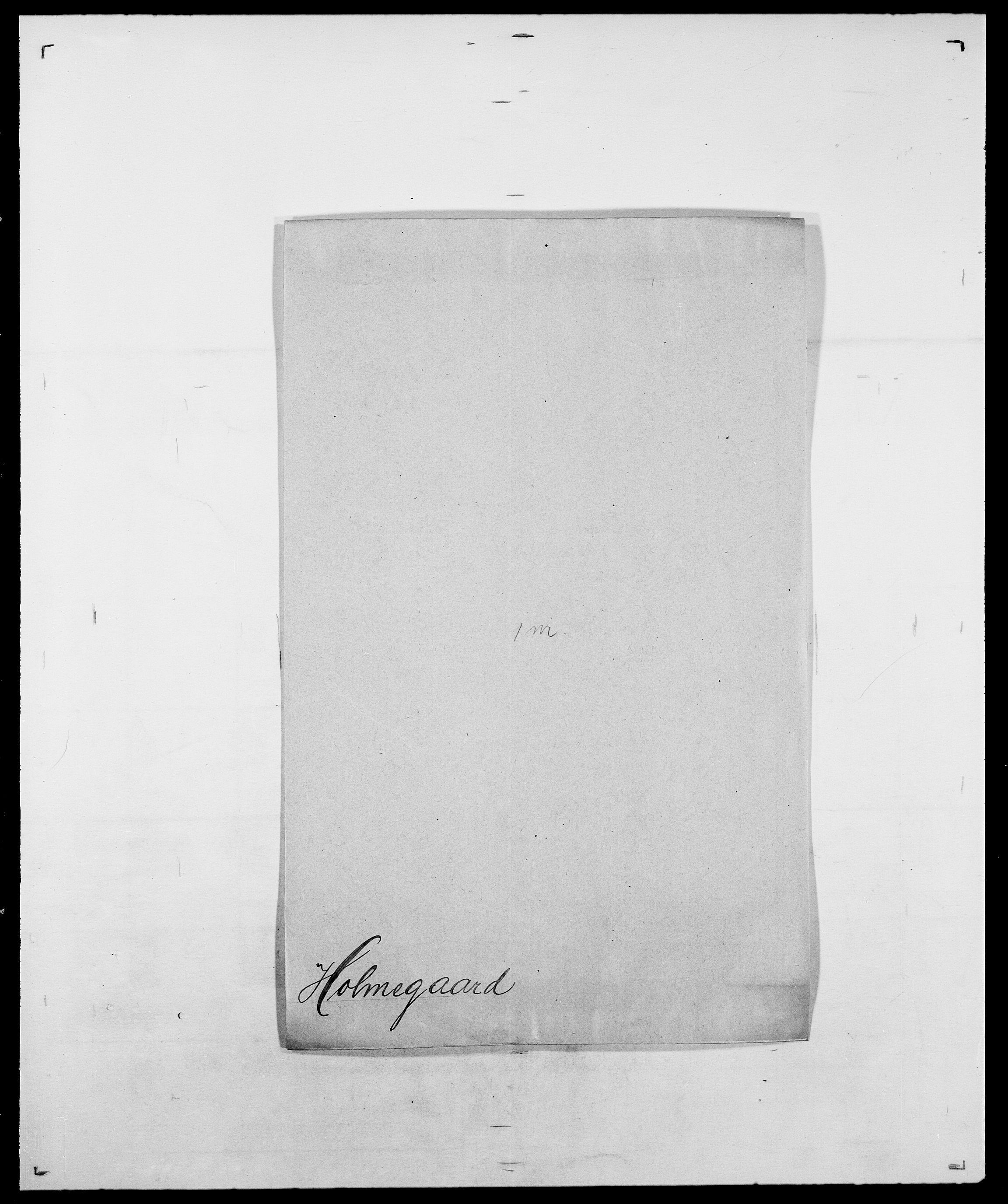 SAO, Delgobe, Charles Antoine - samling, D/Da/L0018: Hoch - Howert, s. 645