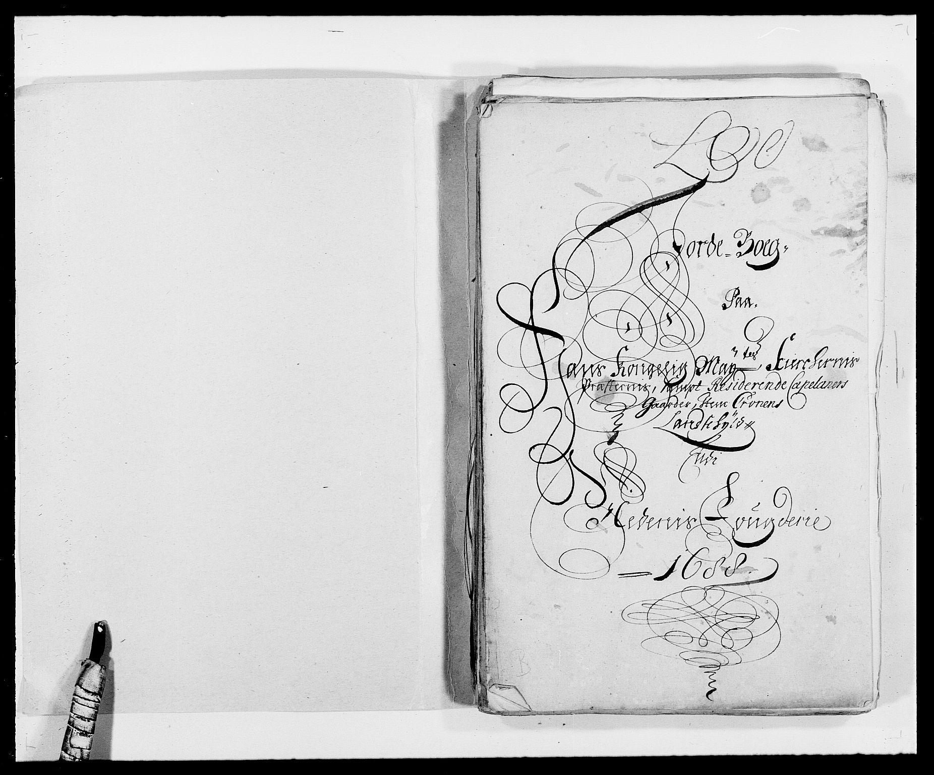RA, Rentekammeret inntil 1814, Reviderte regnskaper, Fogderegnskap, R39/L2309: Fogderegnskap Nedenes, 1684-1689, s. 137