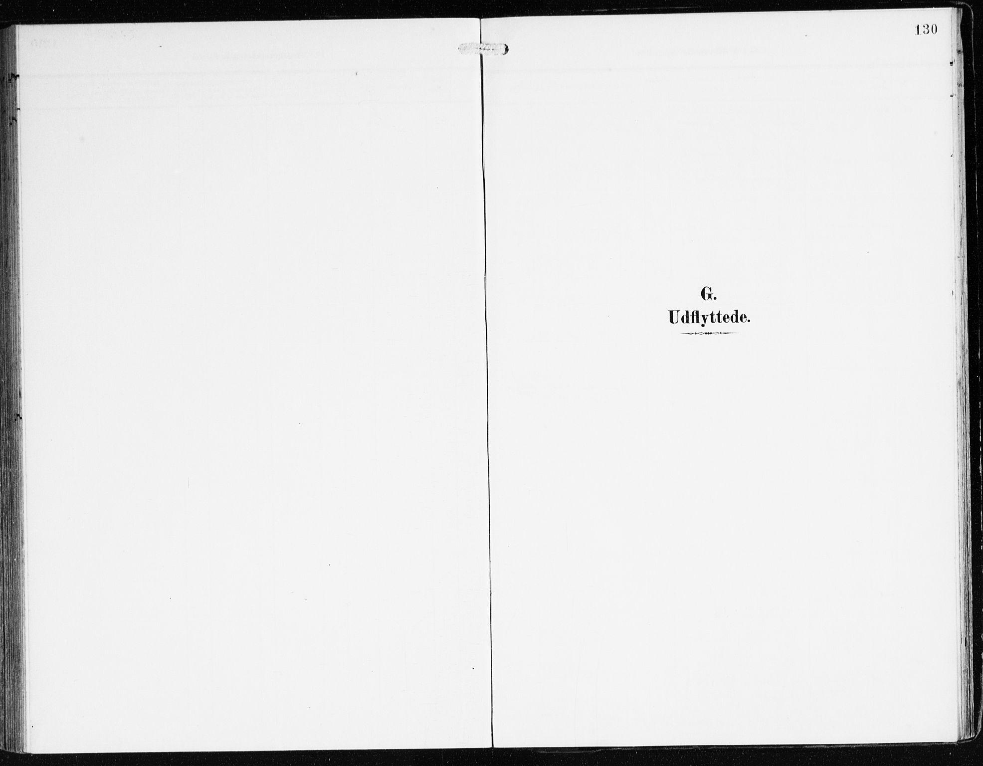 SAB, Bremanger Sokneprestembete, H/Haa: Ministerialbok nr. B 3, 1908-1925, s. 130