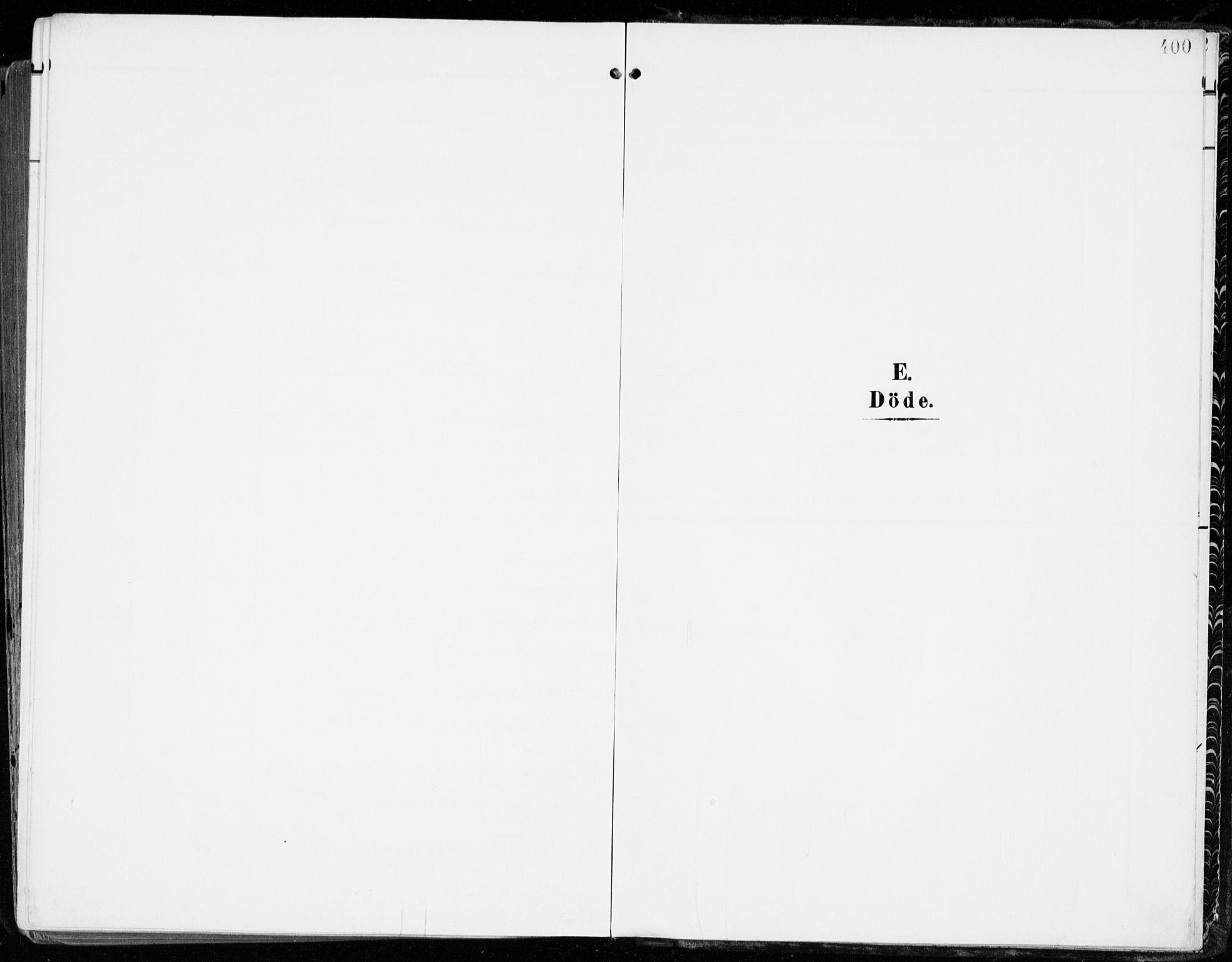SAKO, Tjølling kirkebøker, F/Fa/L0010: Ministerialbok nr. 10, 1906-1923, s. 400