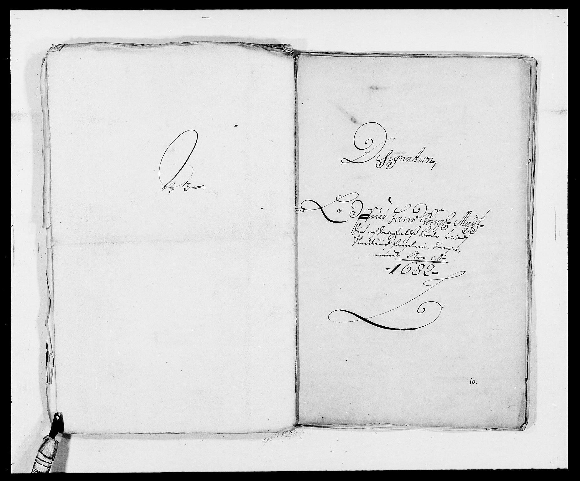 RA, Rentekammeret inntil 1814, Reviderte regnskaper, Fogderegnskap, R39/L2304: Fogderegnskap Nedenes, 1680-1682, s. 300
