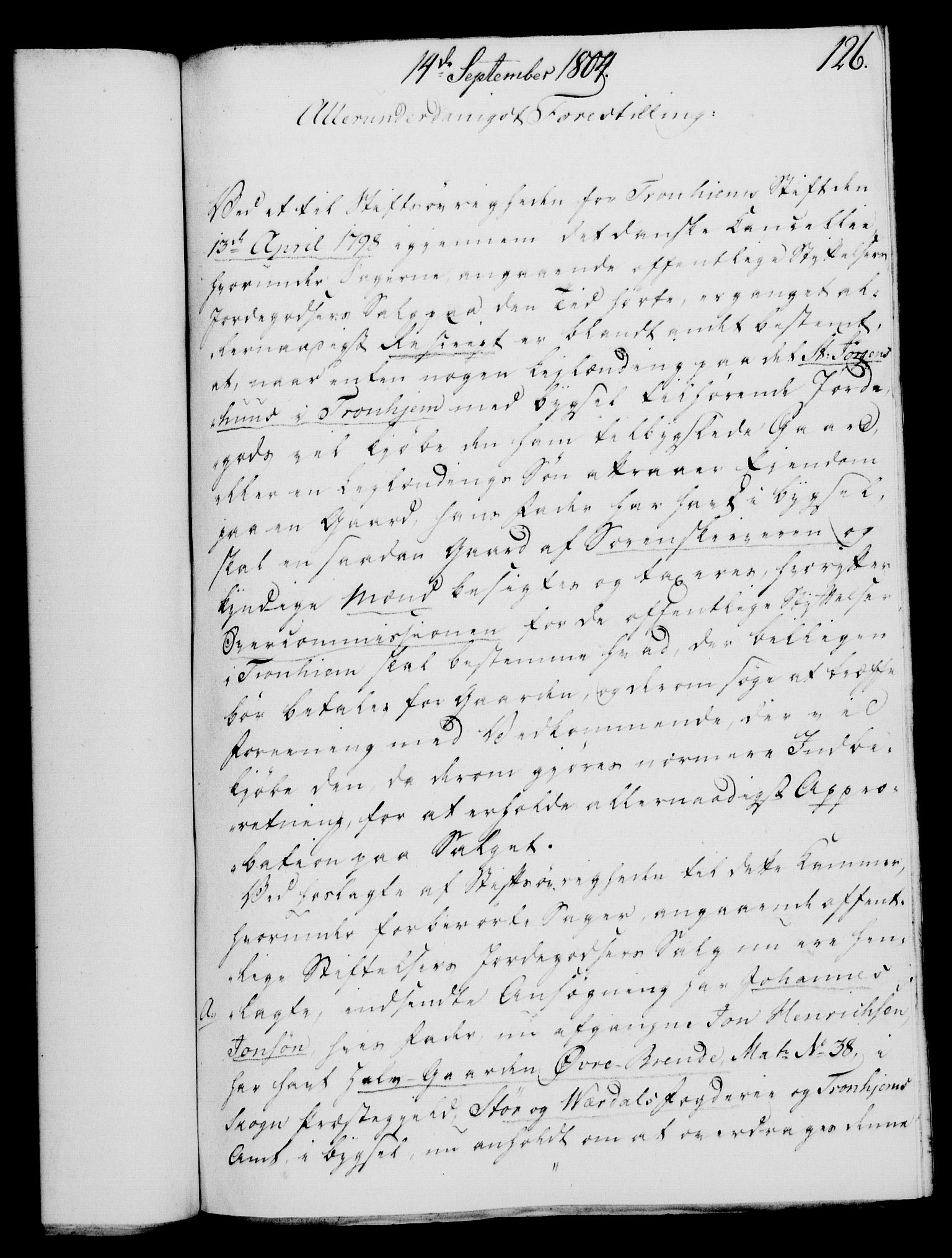 RA, Rentekammeret, Kammerkanselliet, G/Gf/Gfa/L0086: Norsk relasjons- og resolusjonsprotokoll (merket RK 52.86), 1804, s. 712