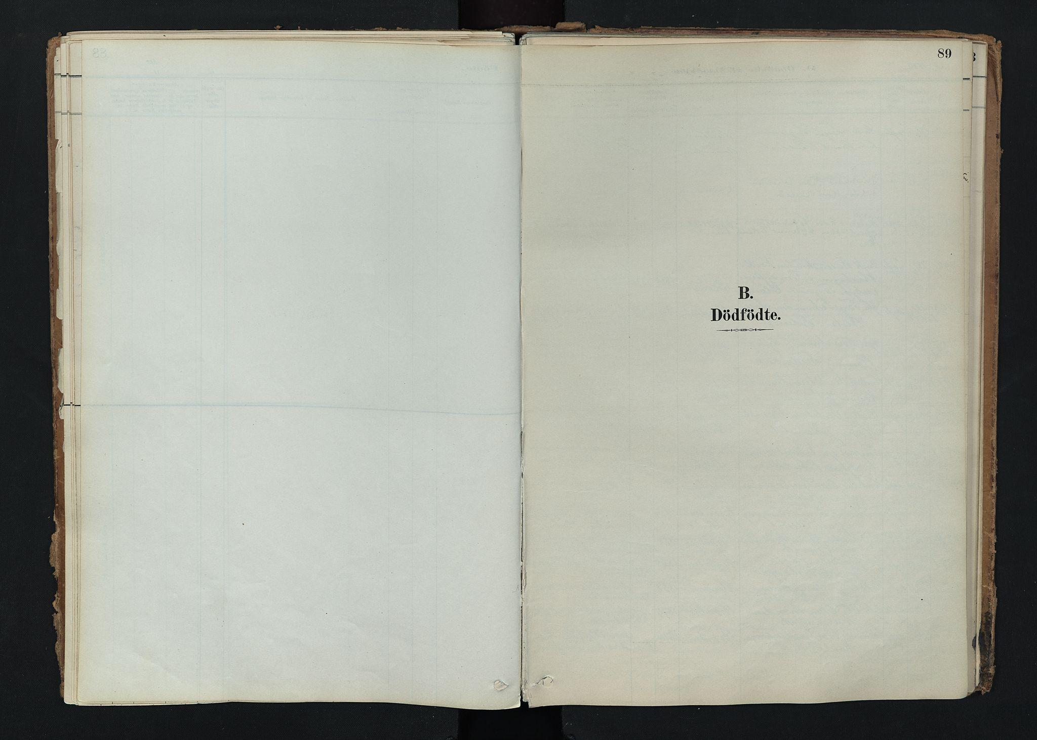 SAH, Nord-Fron prestekontor, Ministerialbok nr. 5, 1884-1914, s. 89