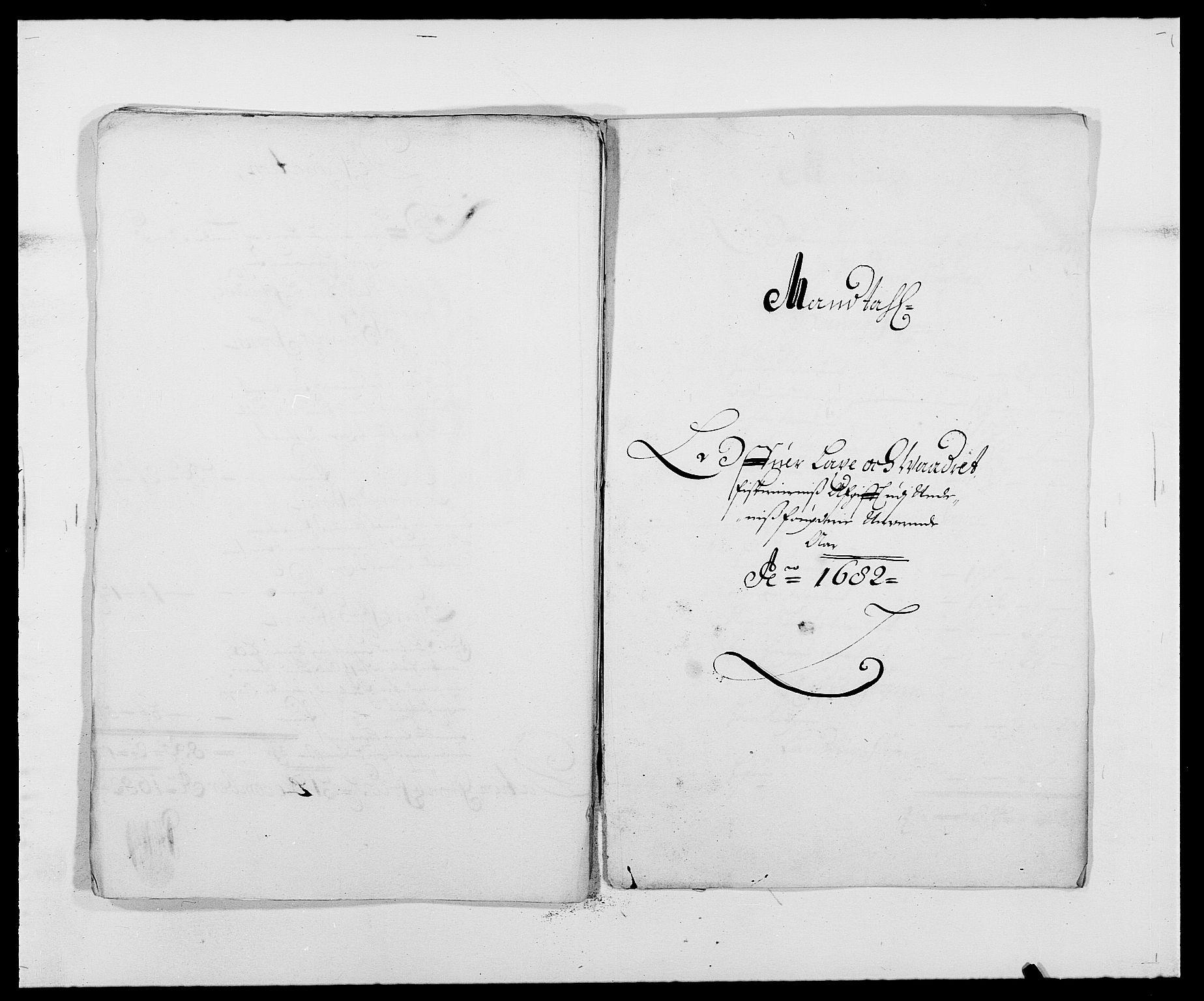 RA, Rentekammeret inntil 1814, Reviderte regnskaper, Fogderegnskap, R39/L2304: Fogderegnskap Nedenes, 1680-1682, s. 408