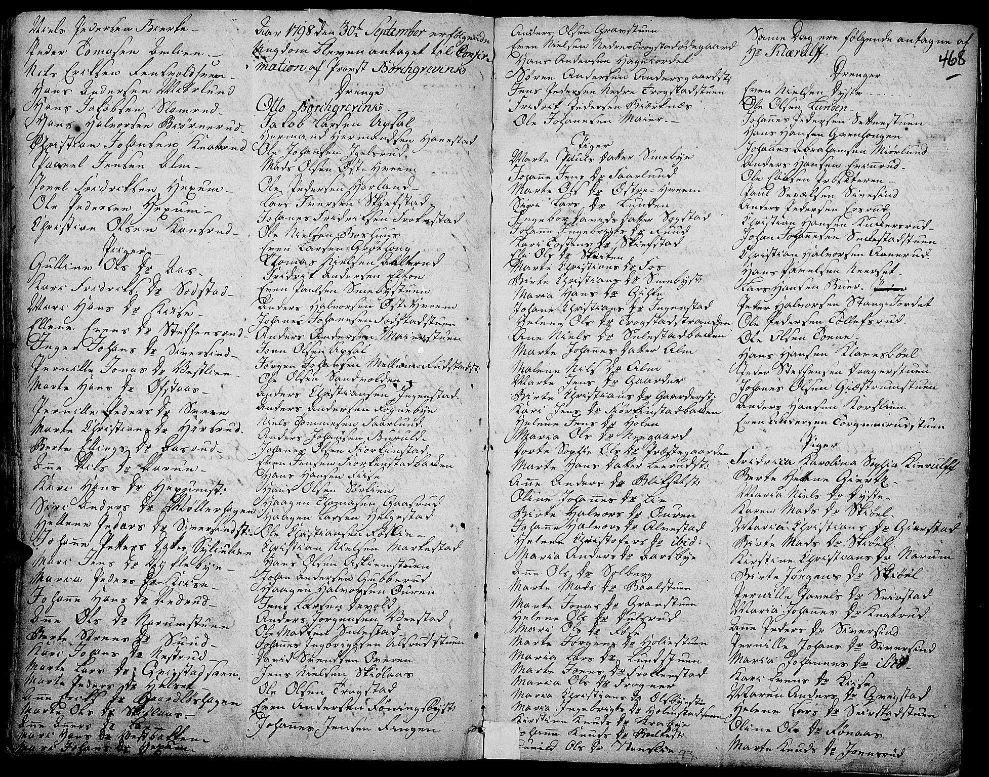 SAH, Toten prestekontor, Ministerialbok nr. 7, 1794-1809, s. 468