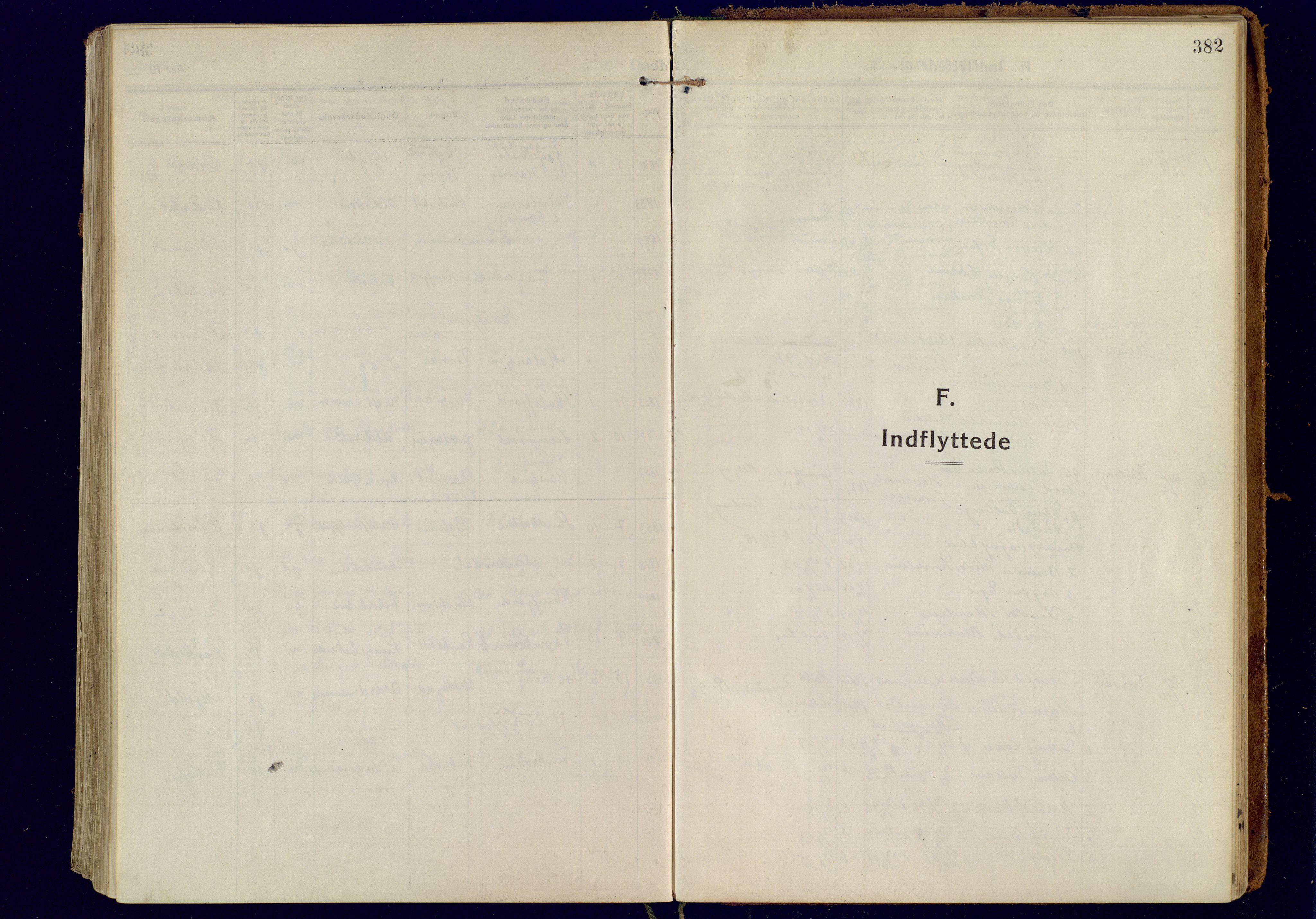SATØ, Tromsøysund sokneprestkontor, G/Ga: Ministerialbok nr. 8, 1914-1922, s. 382