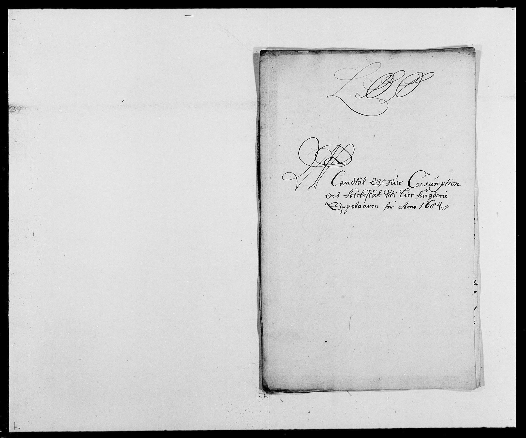 RA, Rentekammeret inntil 1814, Reviderte regnskaper, Fogderegnskap, R27/L1687: Fogderegnskap Lier, 1678-1686, s. 131