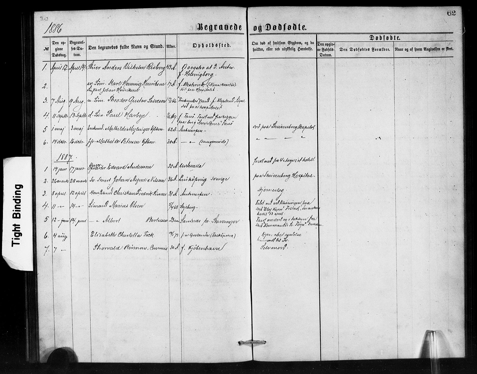 SAB, Den Norske Sjømannsmisjon i utlandet*, Ministerialbok nr. A 1, 1865-1887, s. 62