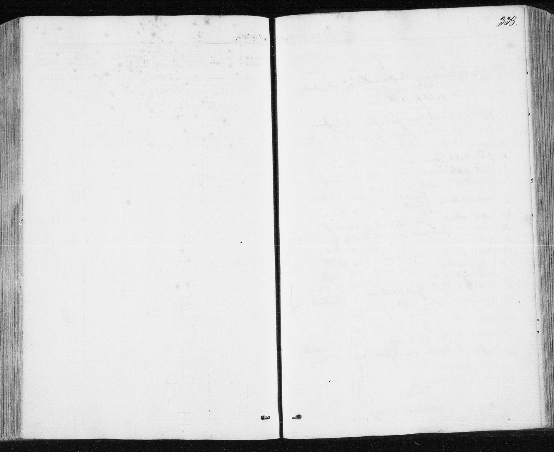 SAT, Ministerialprotokoller, klokkerbøker og fødselsregistre - Sør-Trøndelag, 659/L0737: Ministerialbok nr. 659A07, 1857-1875, s. 338