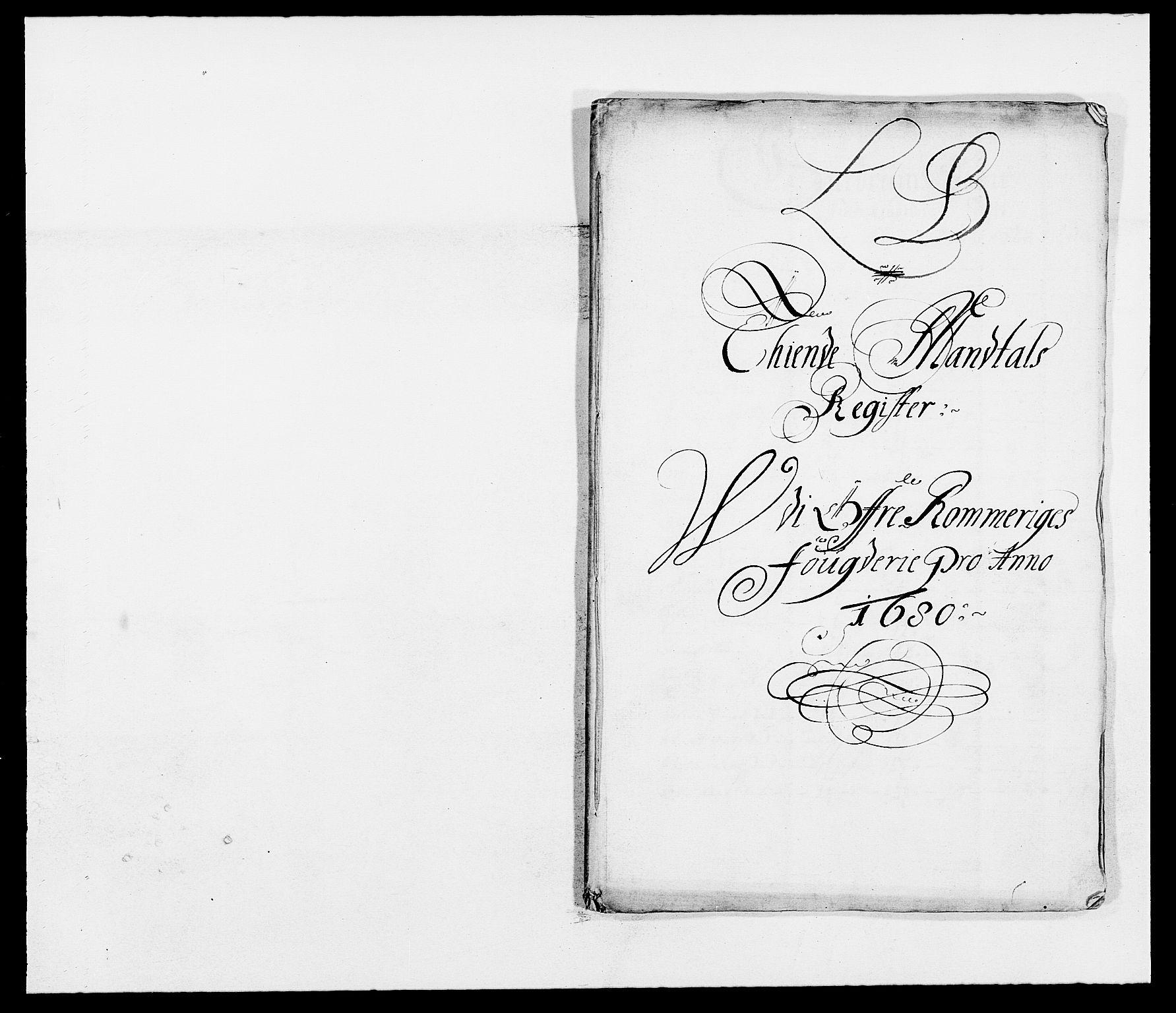 RA, Rentekammeret inntil 1814, Reviderte regnskaper, Fogderegnskap, R12/L0695: Fogderegnskap Øvre Romerike, 1680, s. 107