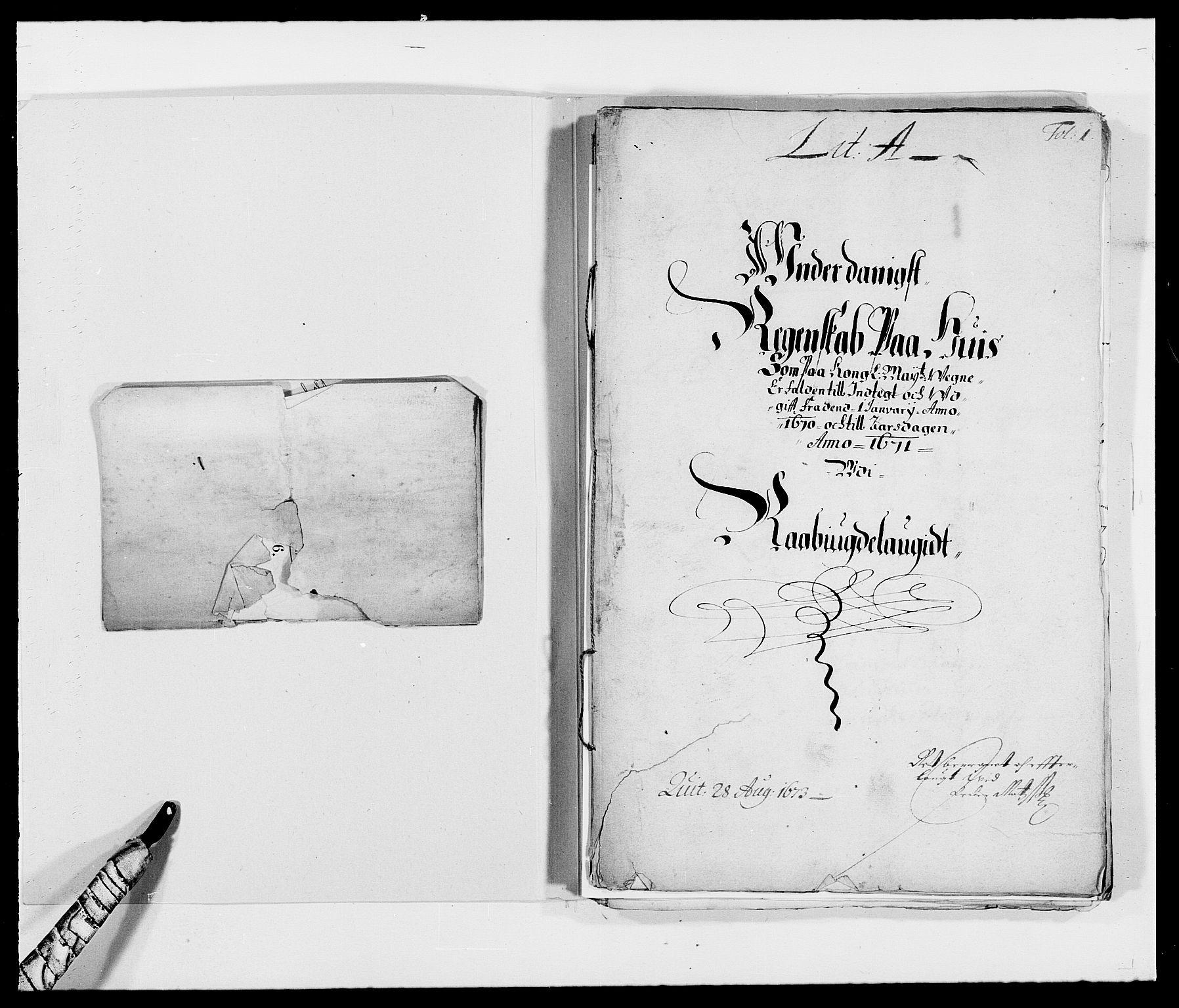 RA, Rentekammeret inntil 1814, Reviderte regnskaper, Fogderegnskap, R40/L2432: Fogderegnskap Råbyggelag, 1669-1670, s. 119