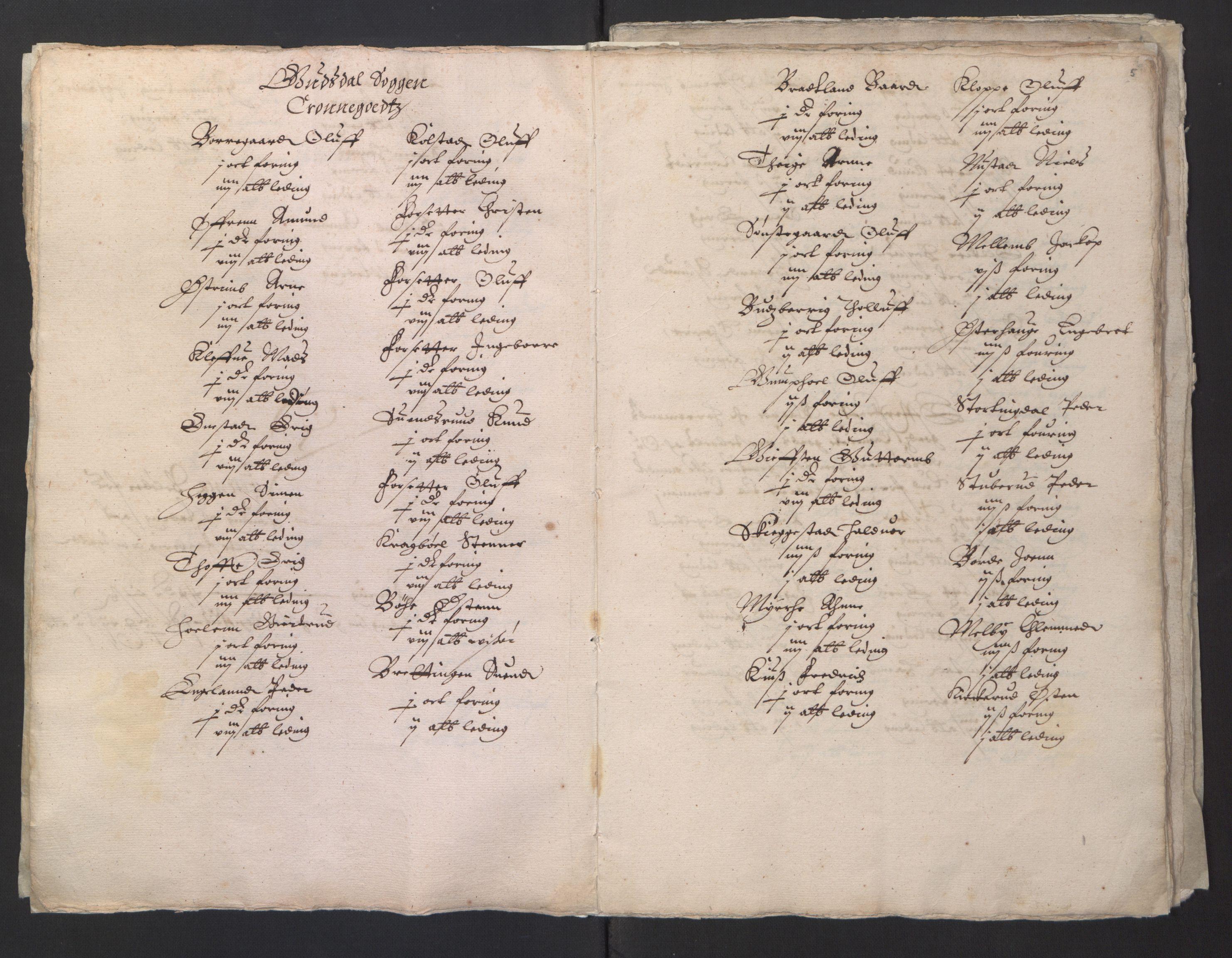 RA, Stattholderembetet 1572-1771, Ek/L0001: Jordebøker før 1624 og til utligning av garnisonsskatt 1624-1626:, 1624-1625, s. 7