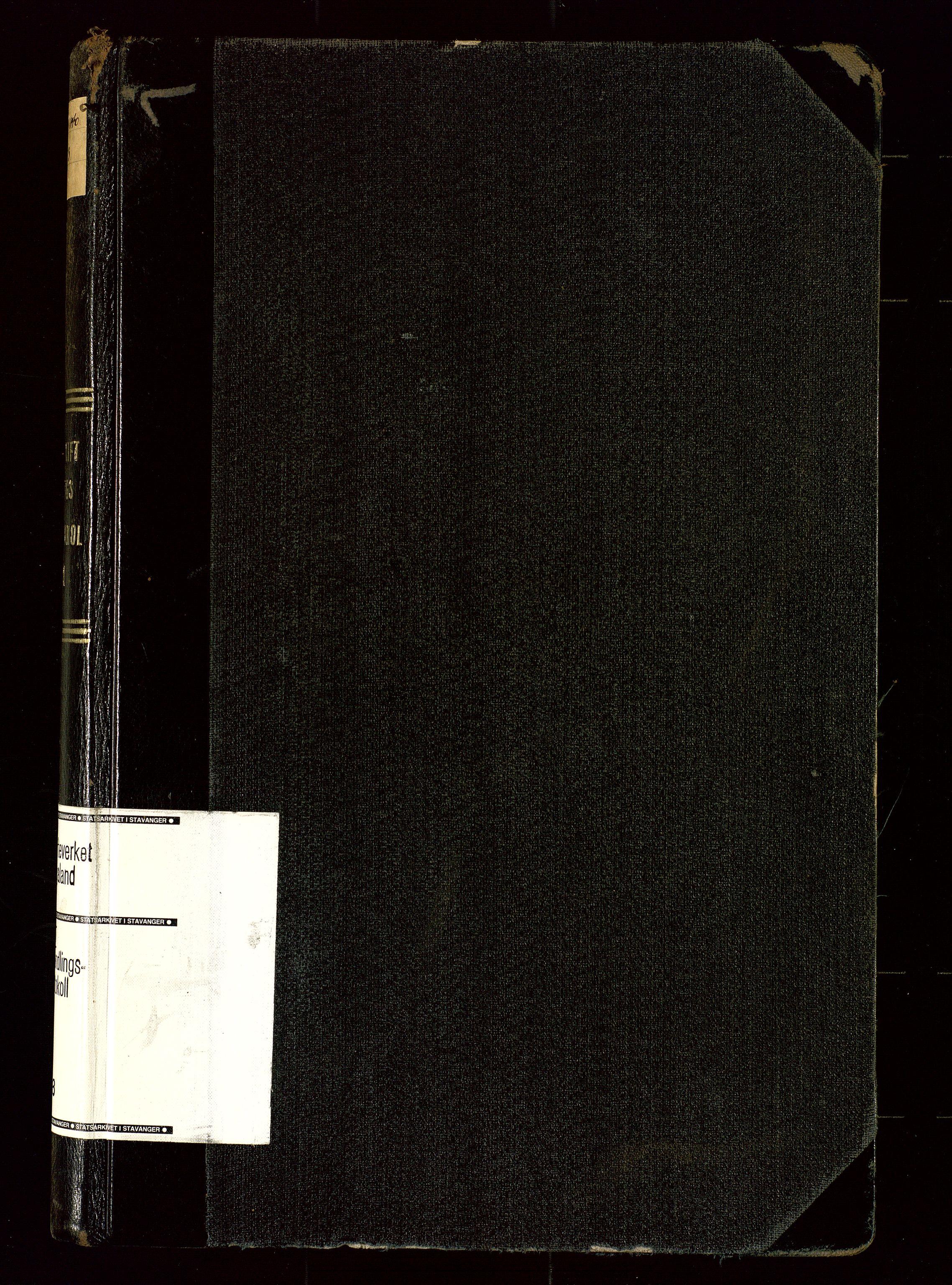 SAST, Rogaland jordskifterett, Oa/L0088: Forhandlingsprotokoll, 1938-1940