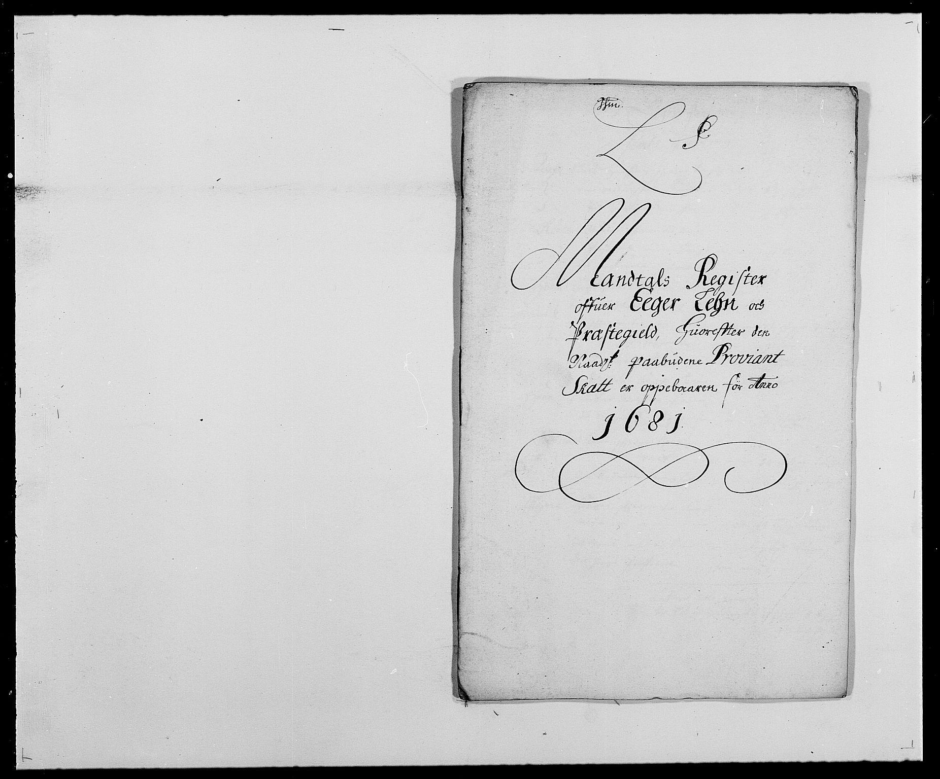 RA, Rentekammeret inntil 1814, Reviderte regnskaper, Fogderegnskap, R26/L1684: Fogderegnskap Eiker, 1679-1686, s. 213