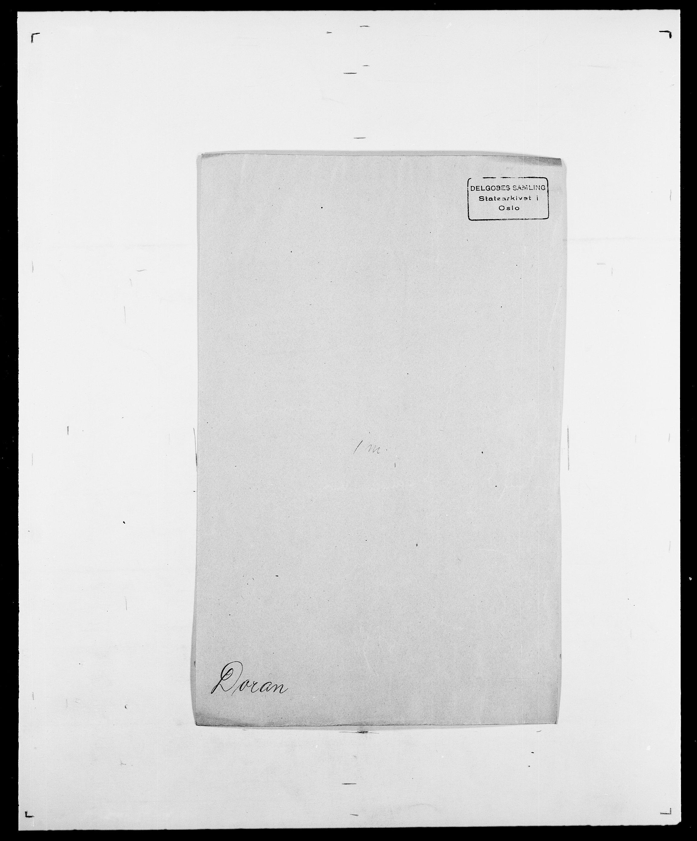 SAO, Delgobe, Charles Antoine - samling, D/Da/L0009: Dahl - v. Düren, s. 671