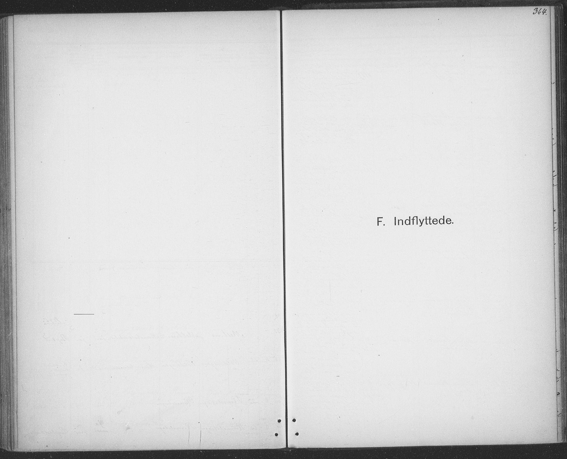 SAT, Ministerialprotokoller, klokkerbøker og fødselsregistre - Sør-Trøndelag, 691/L1085: Ministerialbok nr. 691A17, 1887-1908, s. 364