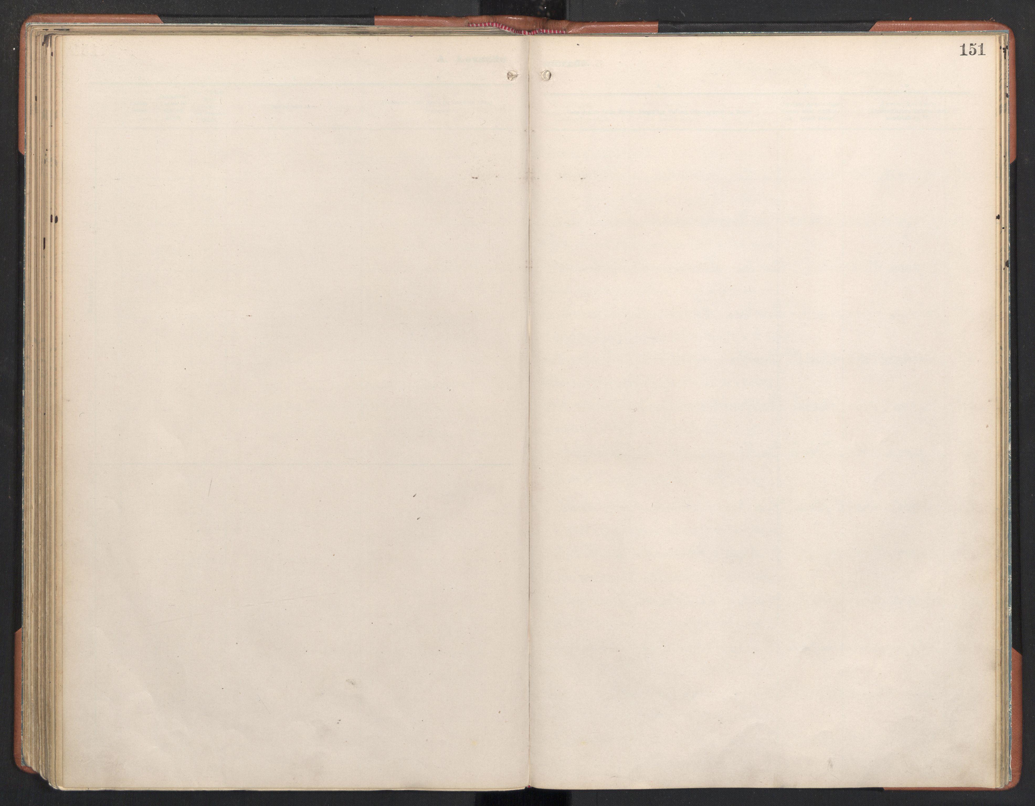 SAT, Ministerialprotokoller, klokkerbøker og fødselsregistre - Sør-Trøndelag, 605/L0246: Ministerialbok nr. 605A08, 1916-1920, s. 151