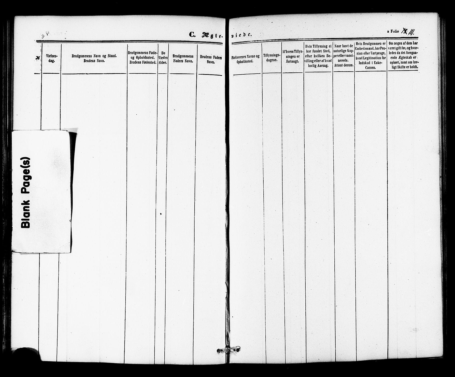 SAT, Ministerialprotokoller, klokkerbøker og fødselsregistre - Nord-Trøndelag, 706/L0041: Ministerialbok nr. 706A02, 1862-1877, s. 111