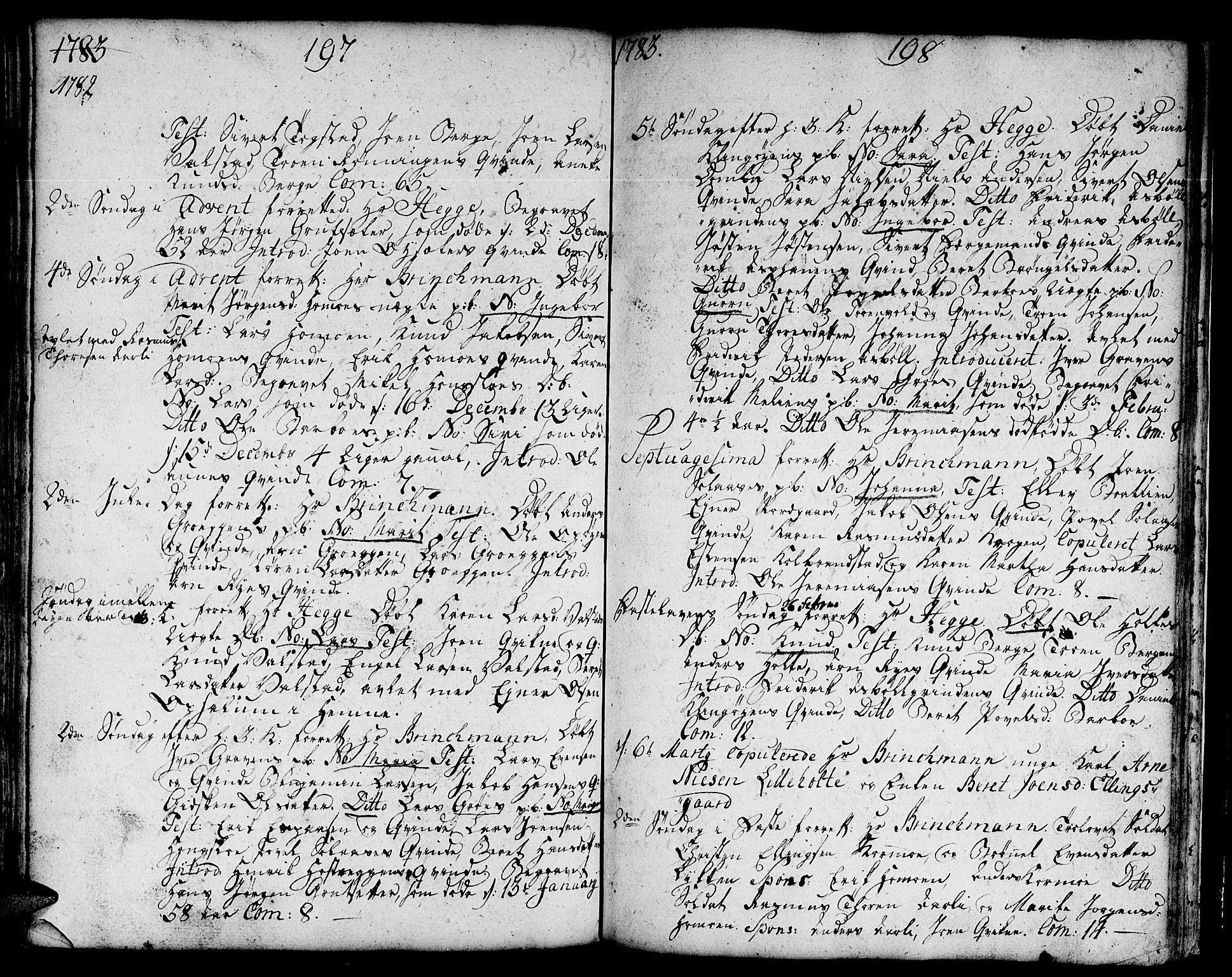 SAT, Ministerialprotokoller, klokkerbøker og fødselsregistre - Sør-Trøndelag, 671/L0840: Ministerialbok nr. 671A02, 1756-1794, s. 297-298