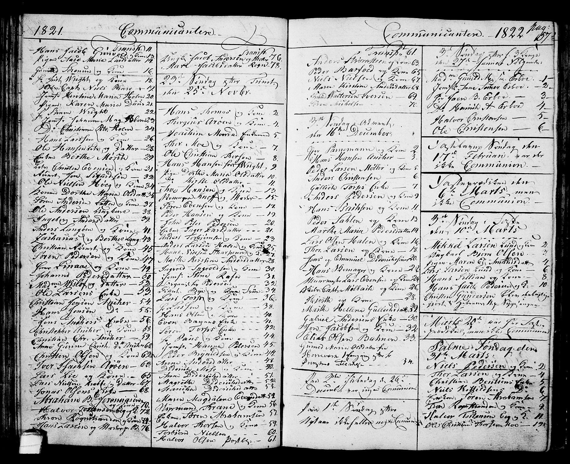 SAKO, Langesund kirkebøker, G/Ga/L0002: Klokkerbok nr. 2, 1801-1815, s. 57