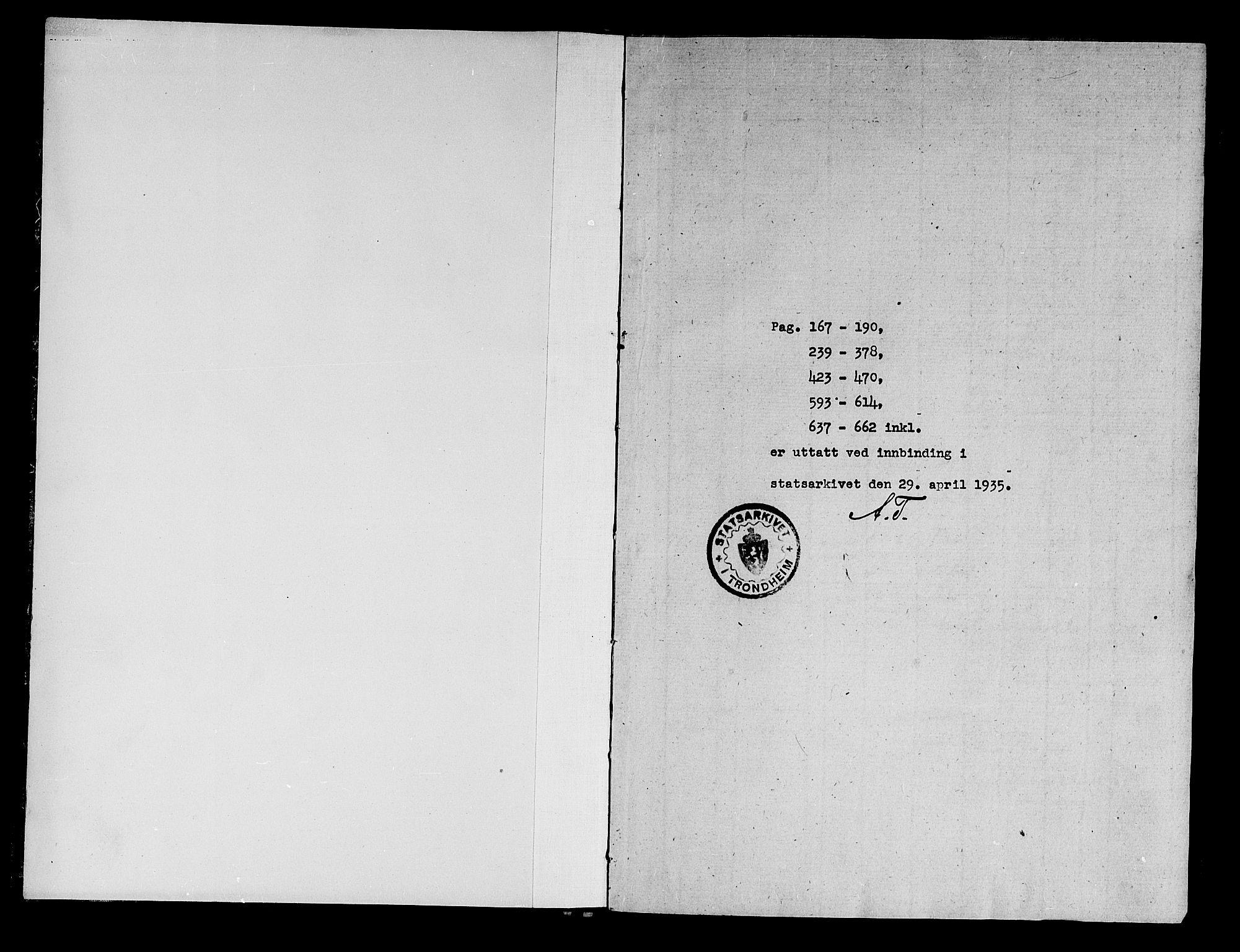 SAT, Ministerialprotokoller, klokkerbøker og fødselsregistre - Nord-Trøndelag, 722/L0217: Ministerialbok nr. 722A04, 1817-1842