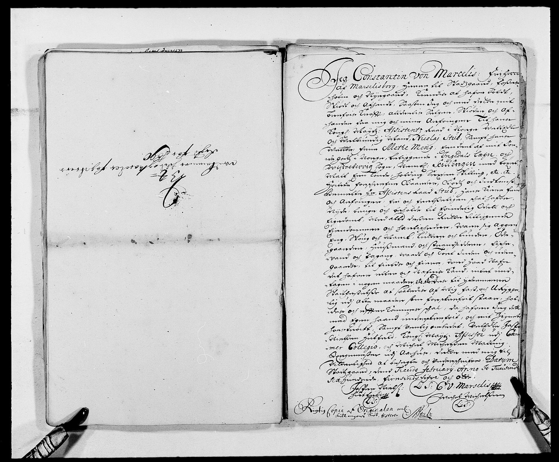 RA, Rentekammeret inntil 1814, Reviderte regnskaper, Fogderegnskap, R01/L0010: Fogderegnskap Idd og Marker, 1690-1691, s. 68