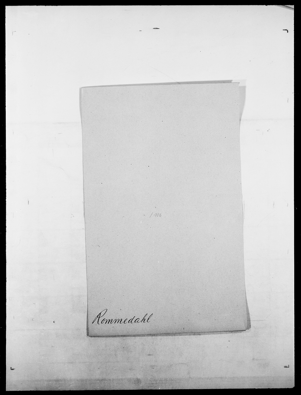 SAO, Delgobe, Charles Antoine - samling, D/Da/L0033: Roald - Røyem, s. 165