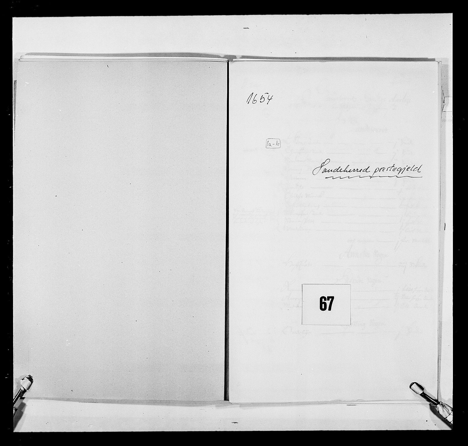 RA, Stattholderembetet 1572-1771, Ek/L0030: Jordebøker 1633-1658:, 1654, s. 313