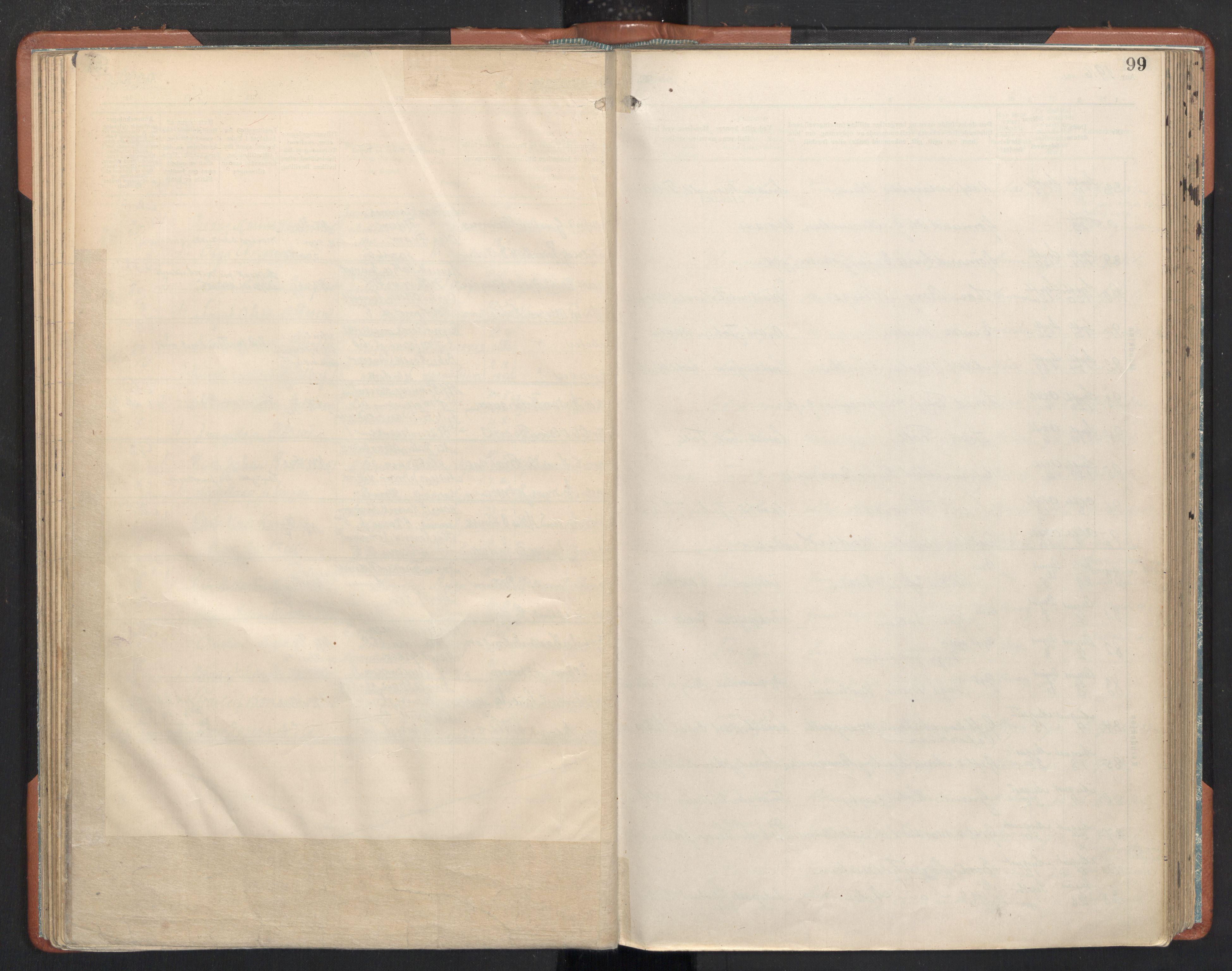 SAT, Ministerialprotokoller, klokkerbøker og fødselsregistre - Sør-Trøndelag, 605/L0245: Ministerialbok nr. 605A07, 1916-1938, s. 99