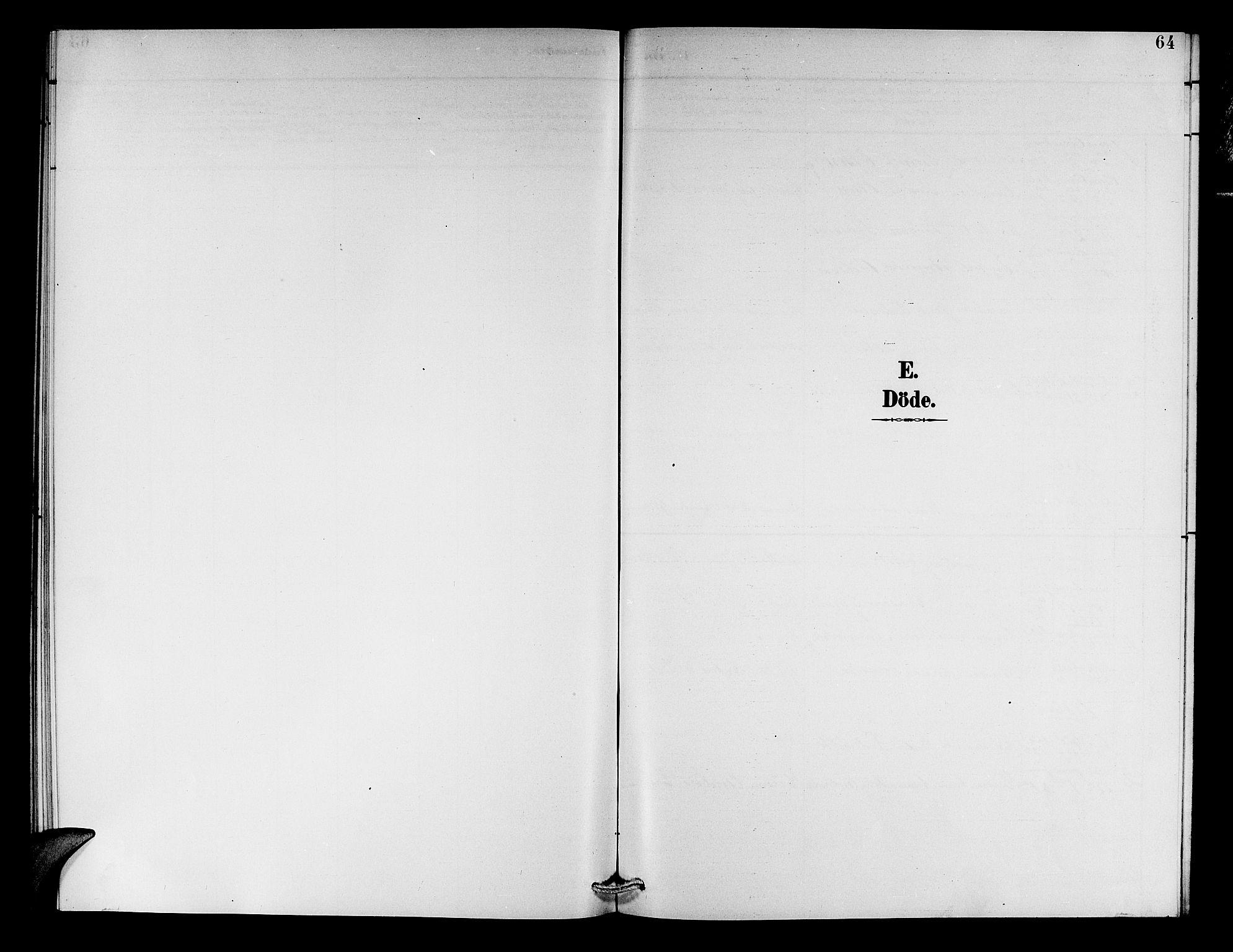 SAB, Aurland Sokneprestembete*, Klokkerbok nr. C 2, 1883-1900, s. 64