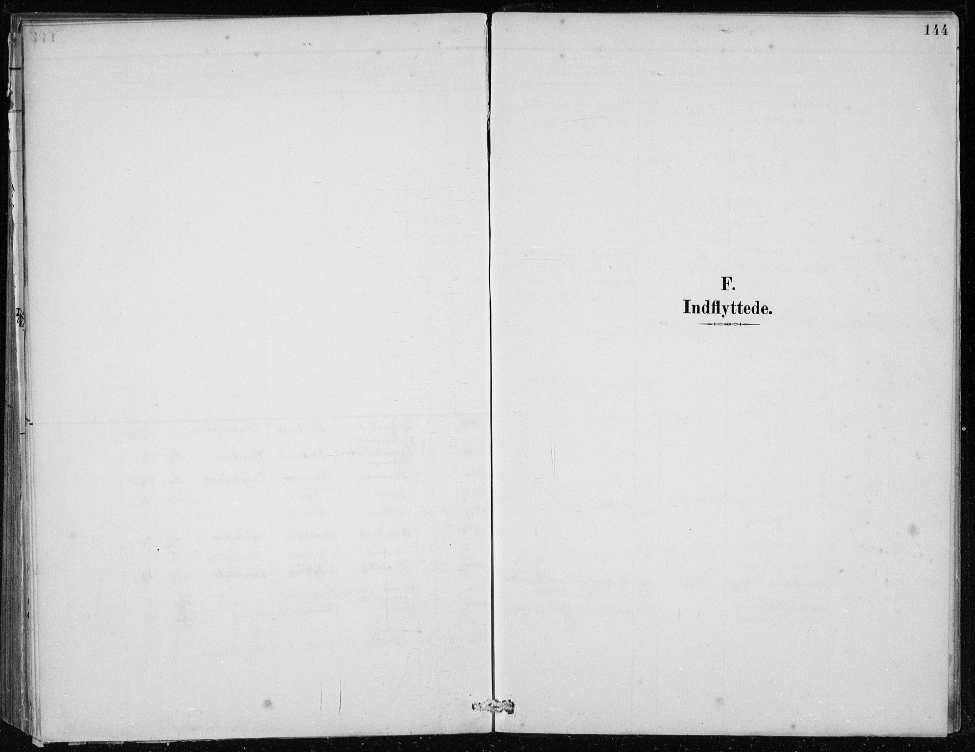 SAB, Lindås Sokneprestembete, H/Haa: Ministerialbok nr. F  1, 1886-1897, s. 144