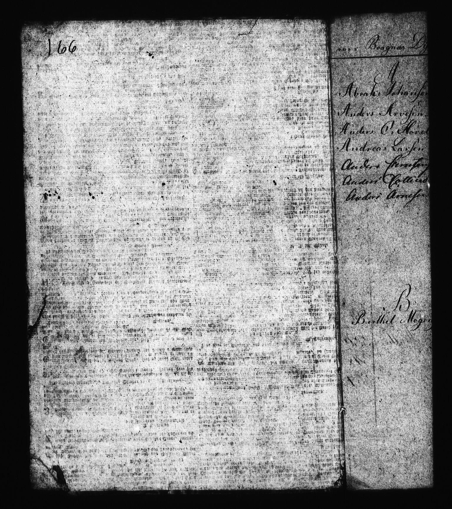 RA, Sjøetaten, F/L0167: Bragernes distrikt, bind 4, 1812