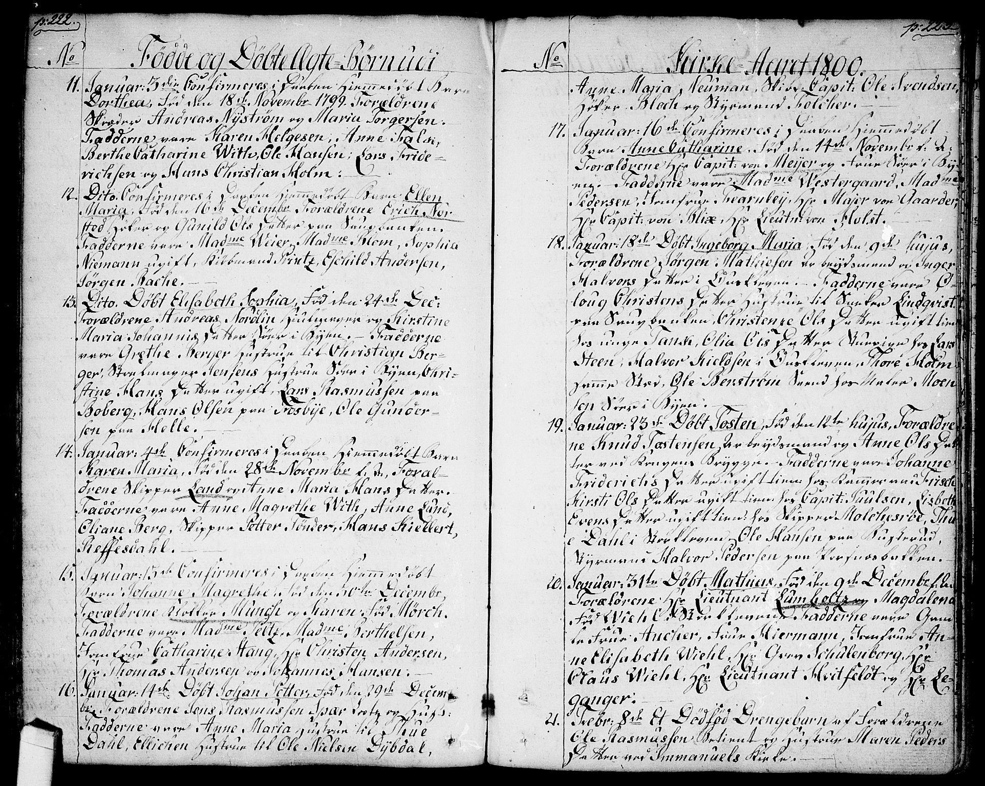 SAO, Halden prestekontor Kirkebøker, F/Fa/L0002: Ministerialbok nr. I 2, 1792-1812, s. 222-223