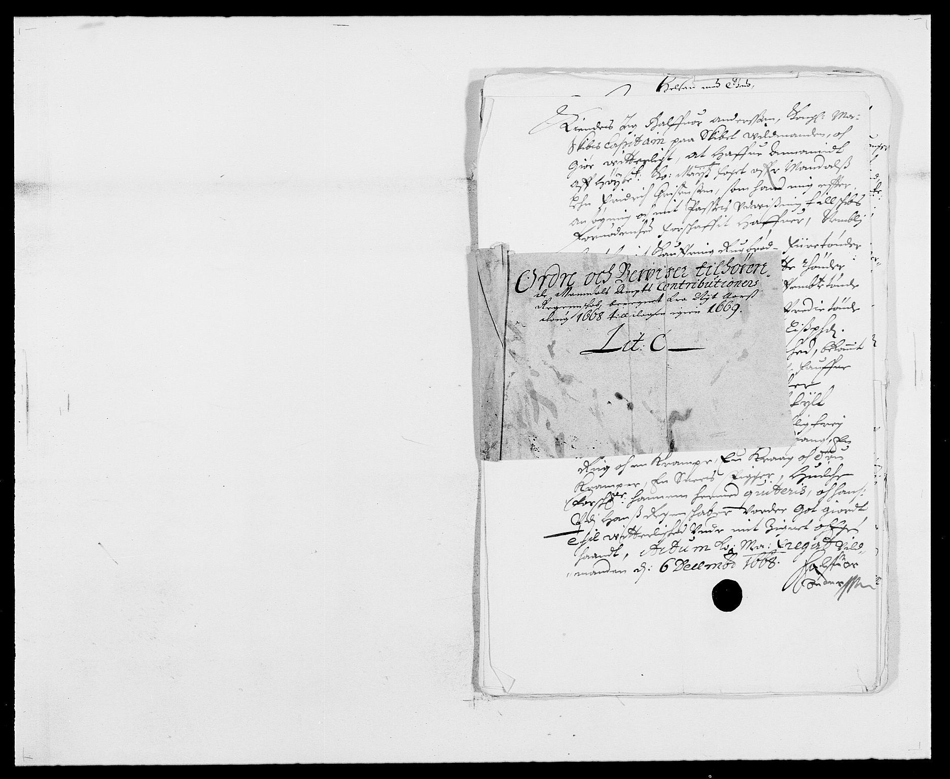 RA, Rentekammeret inntil 1814, Reviderte regnskaper, Fogderegnskap, R42/L2538: Mandal fogderi, 1667-1670, s. 142