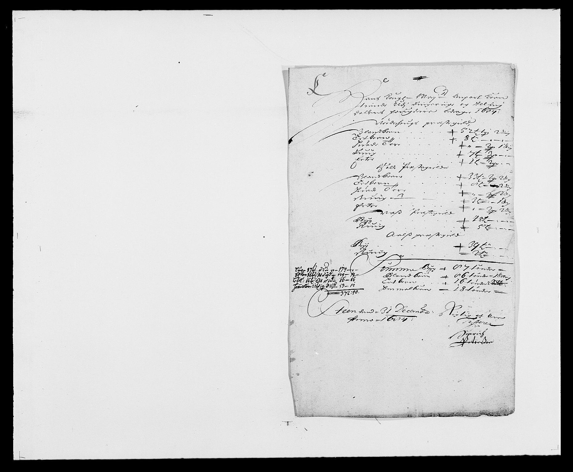 RA, Rentekammeret inntil 1814, Reviderte regnskaper, Fogderegnskap, R21/L1446: Fogderegnskap Ringerike og Hallingdal, 1683-1686, s. 267