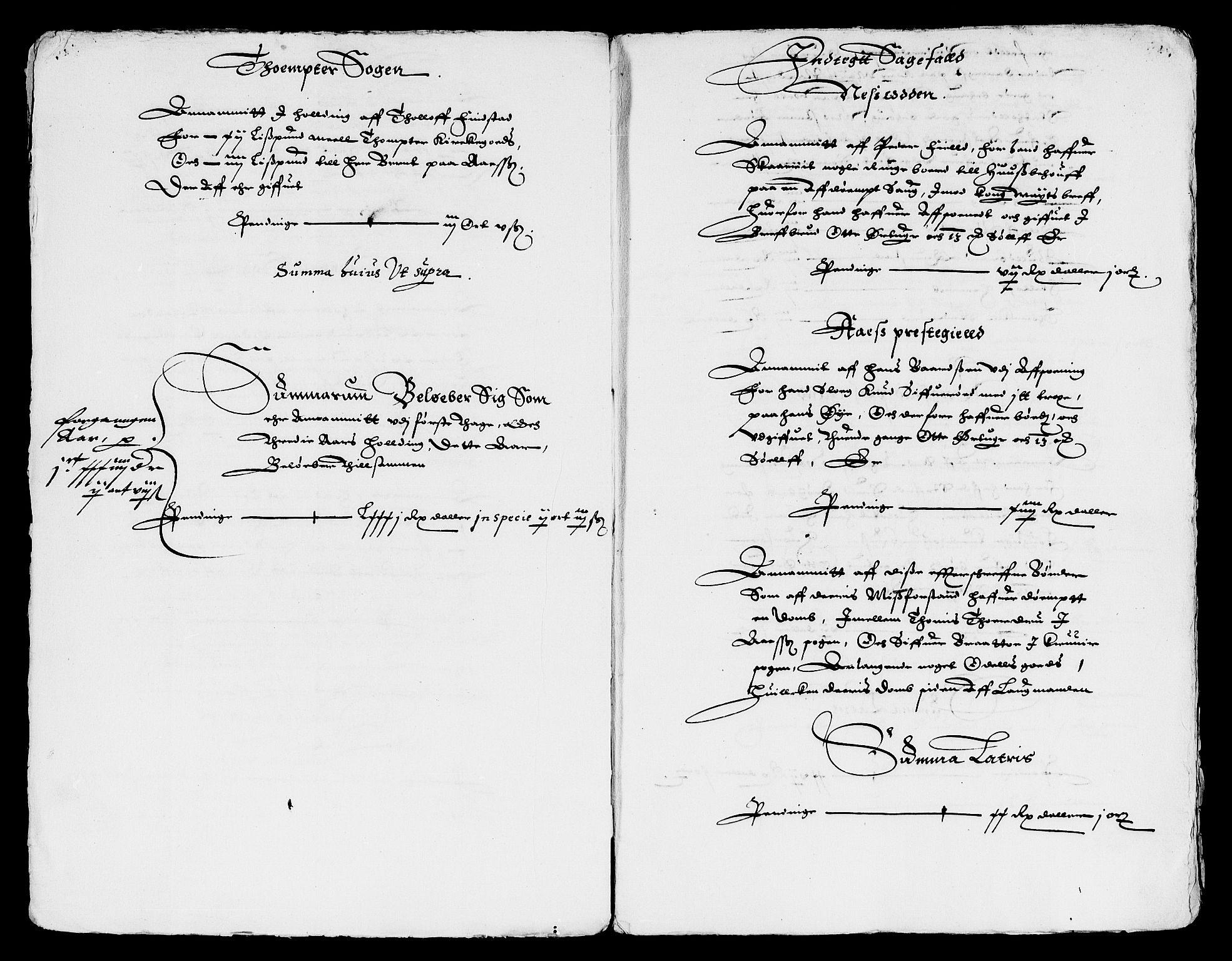 RA, Rentekammeret inntil 1814, Reviderte regnskaper, Lensregnskaper, R/Rb/Rba/L0065: Akershus len, 1618-1624